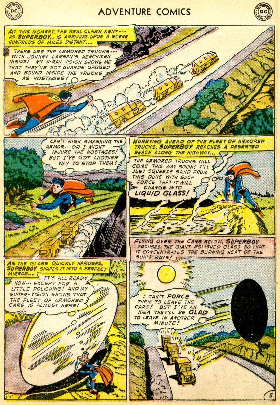 Read online Adventure Comics (1938) comic -  Issue #191 - 7