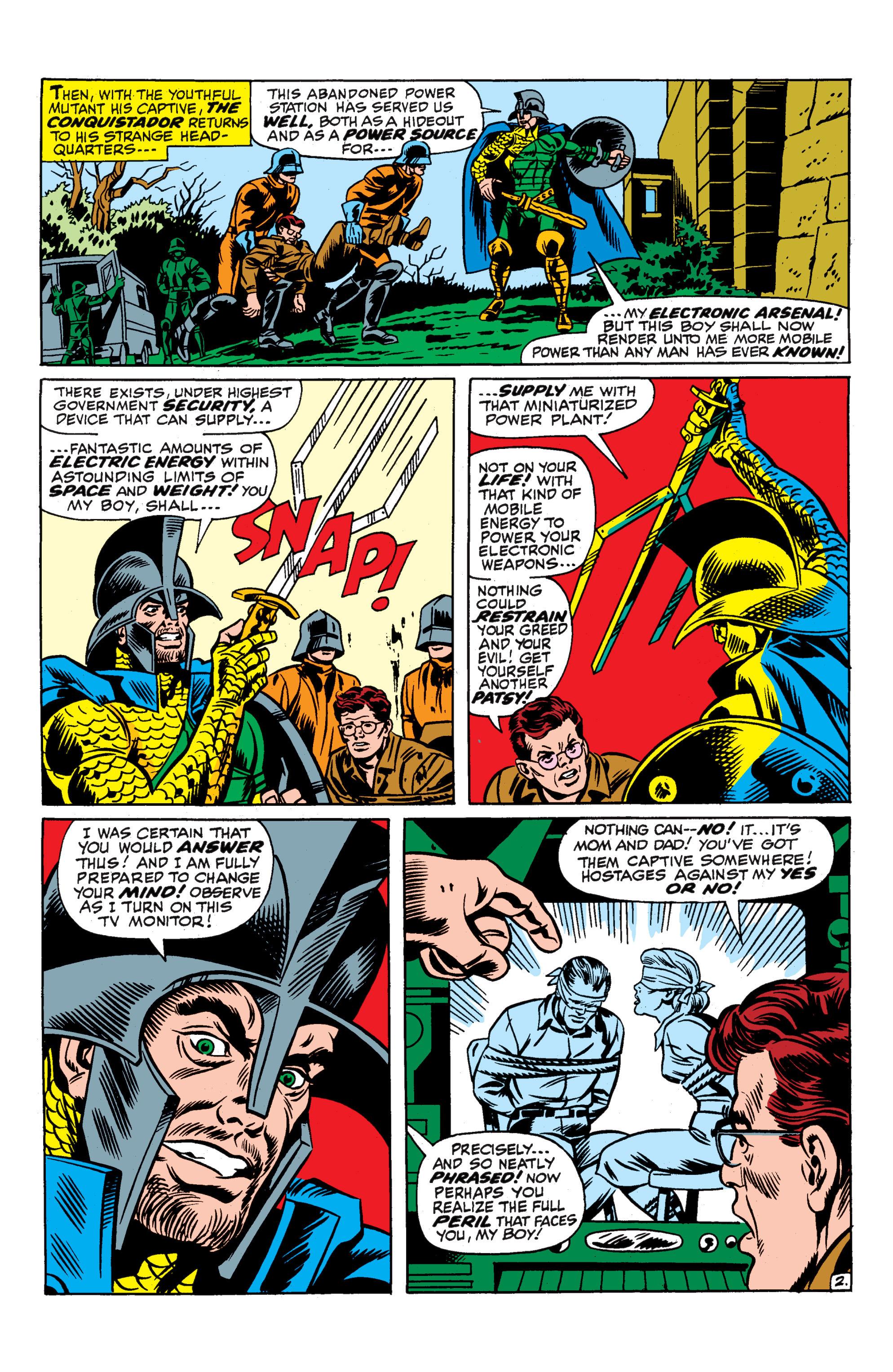 Uncanny X-Men (1963) 52 Page 17