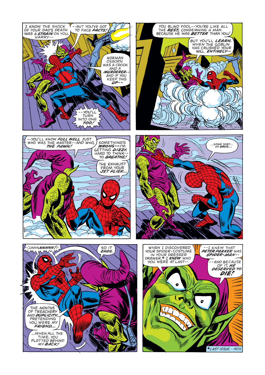 The Amazing Spider-Man (1963) 136 Page 15