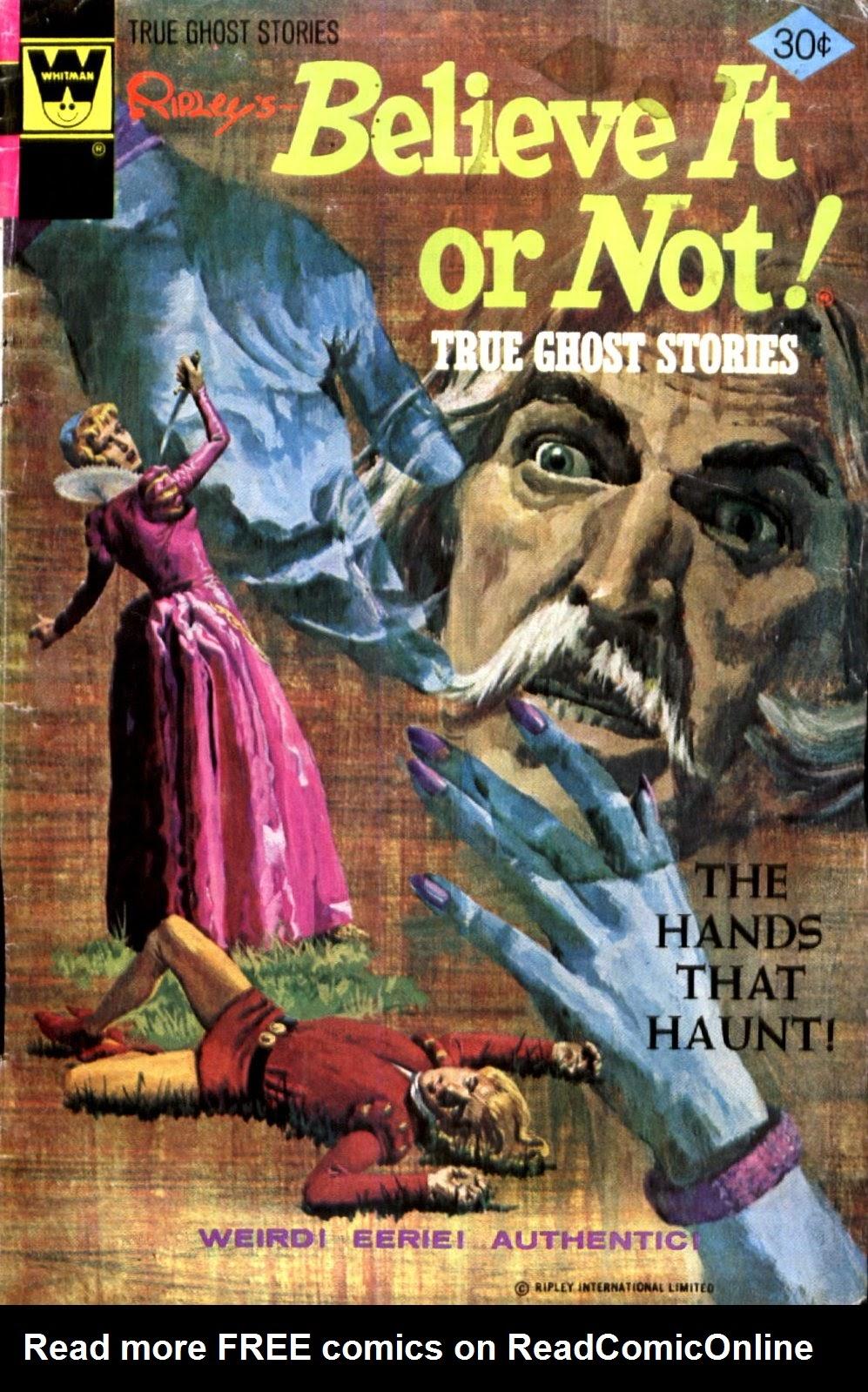 Ripleys Believe it or Not! (1965) 69 Page 1
