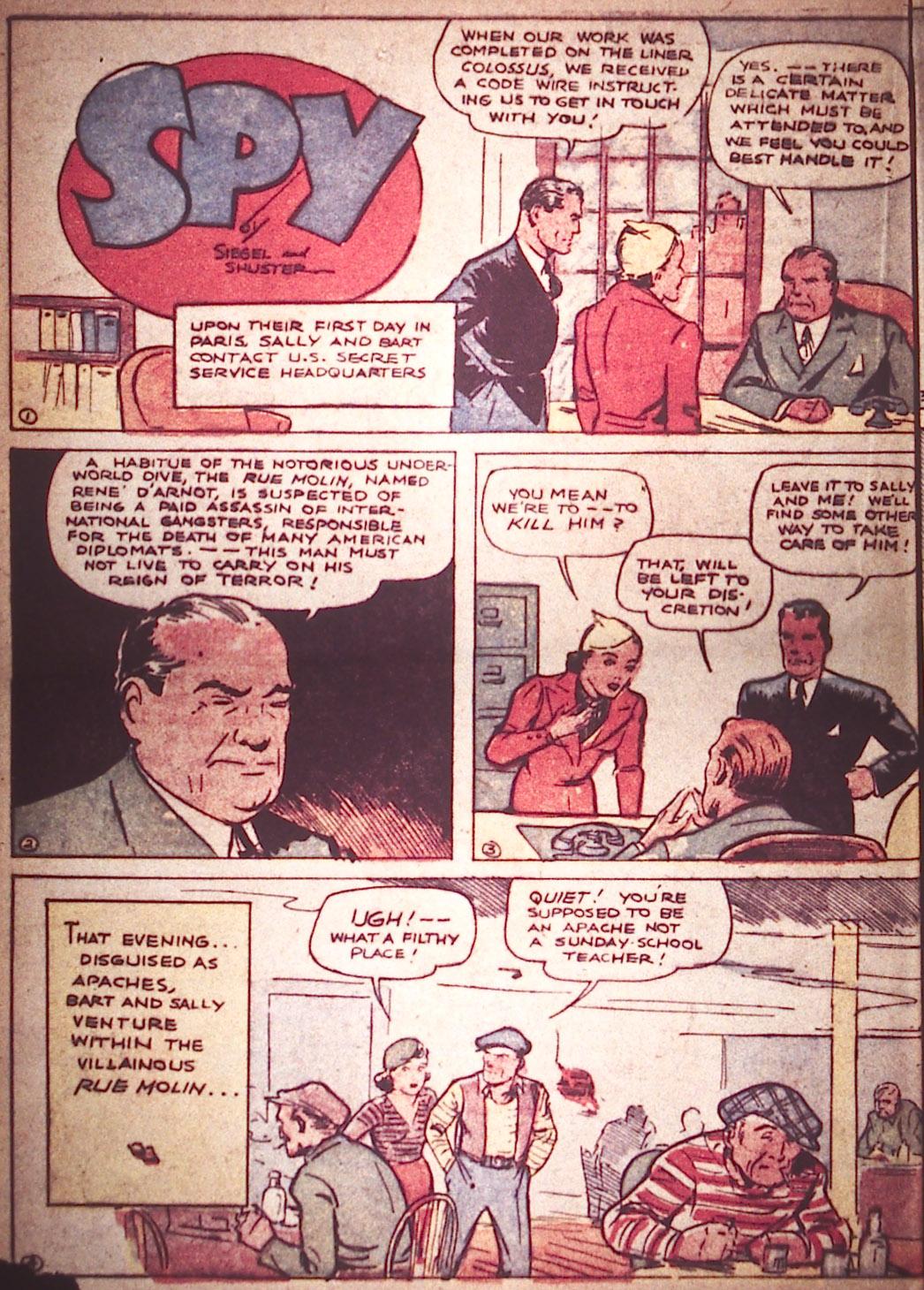 Read online Detective Comics (1937) comic -  Issue #12 - 44