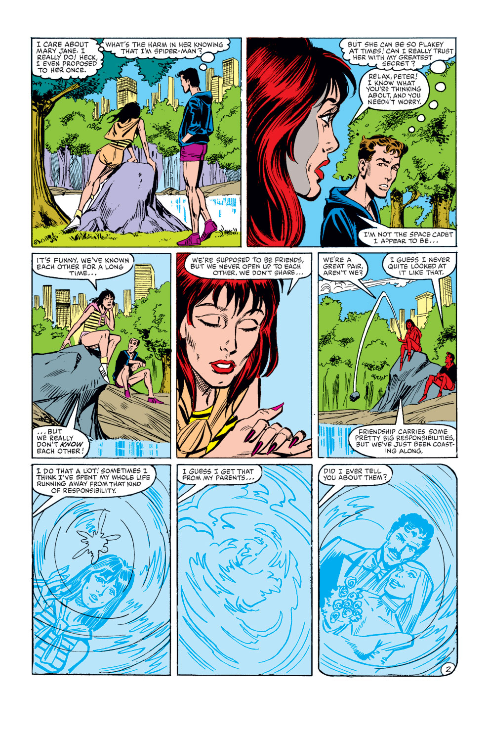 The Amazing Spider-Man (1963) 259 Page 2