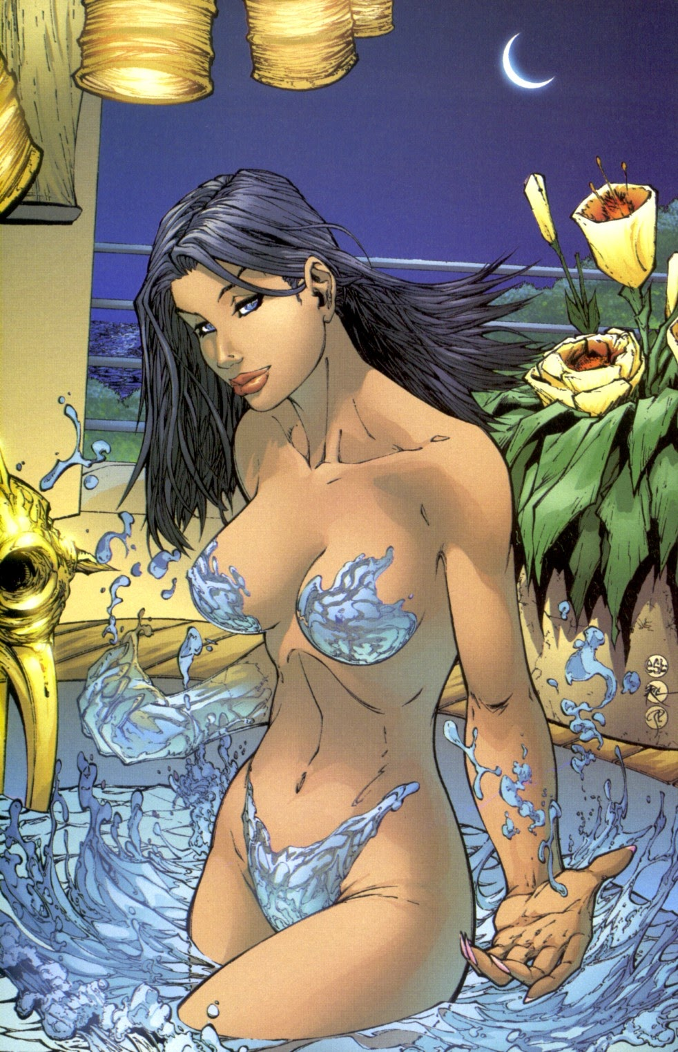 Read online Fathom Swimsuit Special comic -  Issue #2 - 25