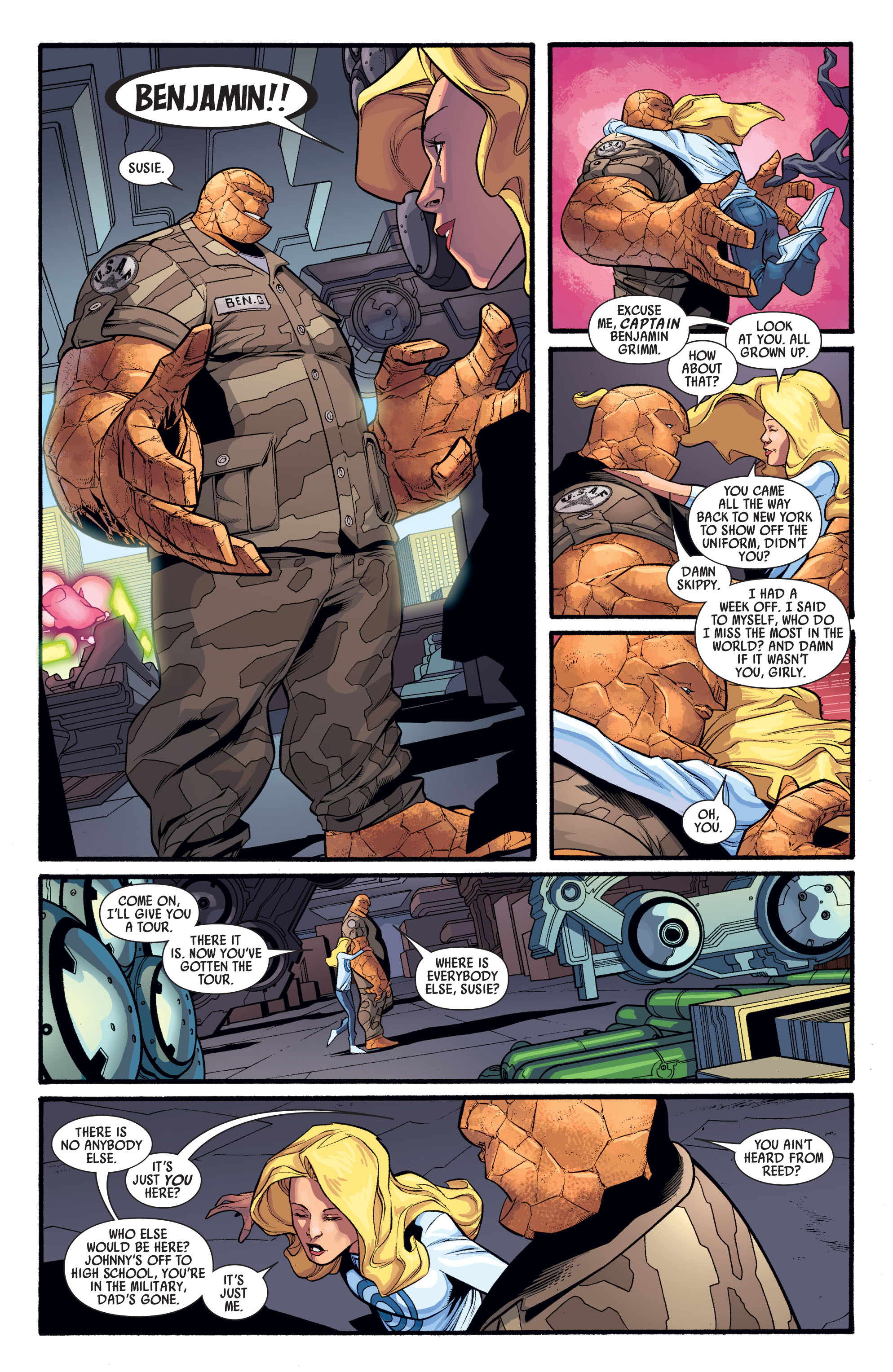 Read online Ultimate Comics Doomsday comic -  Issue # Full - 12