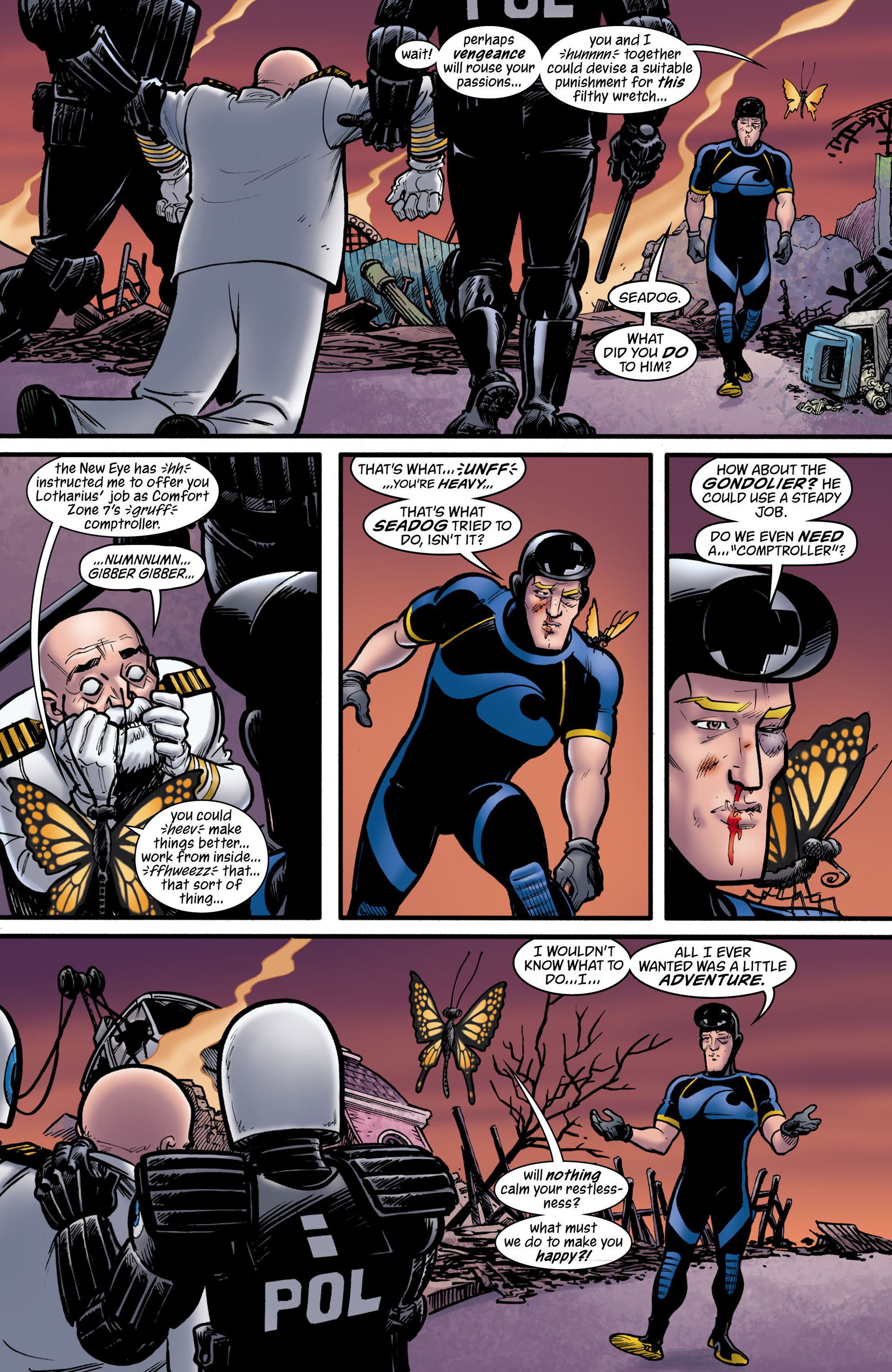 Read online Seaguy: The Slaves of Mickey Eye comic -  Issue #3 - 27