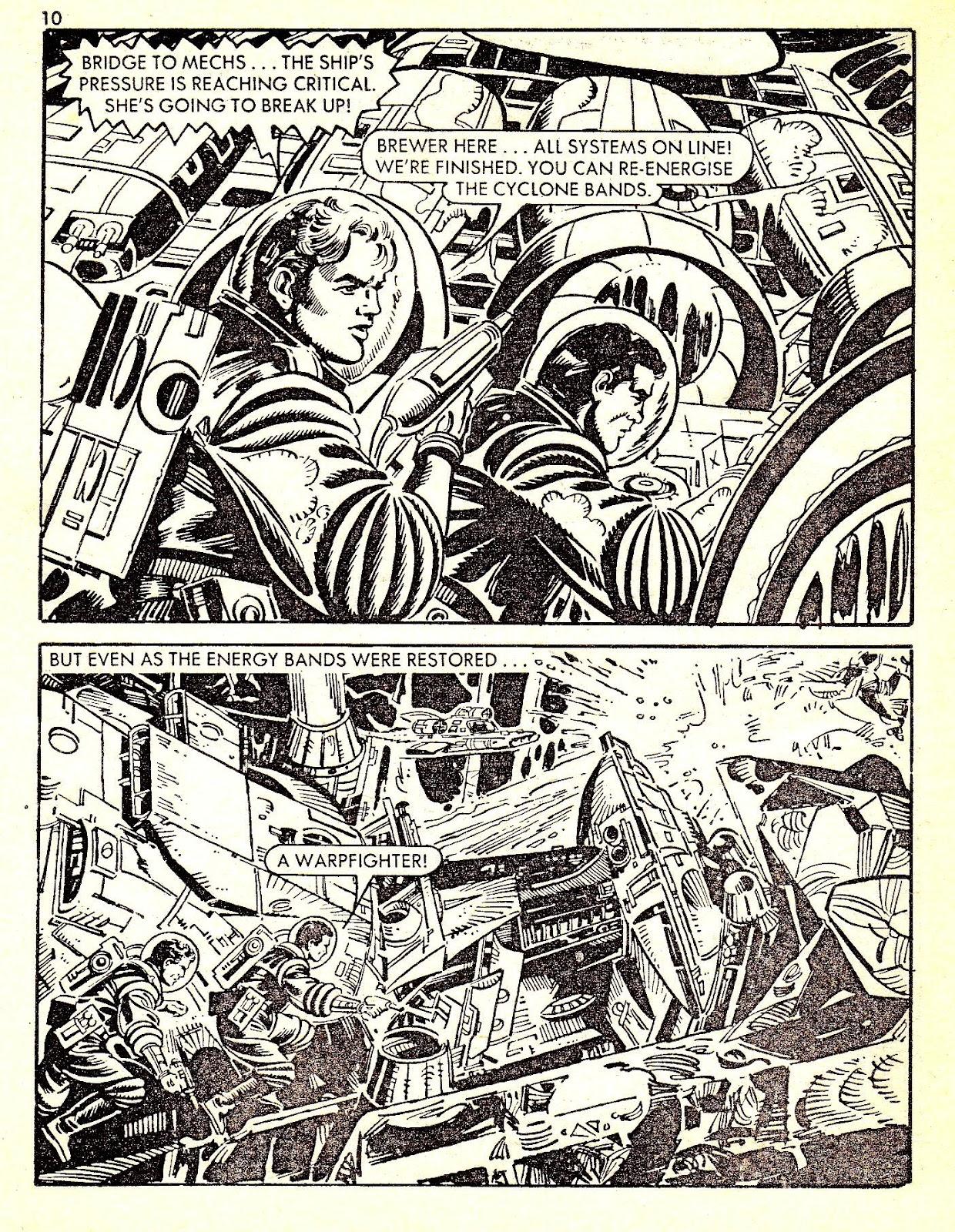 Starblazer issue 140 - Page 10
