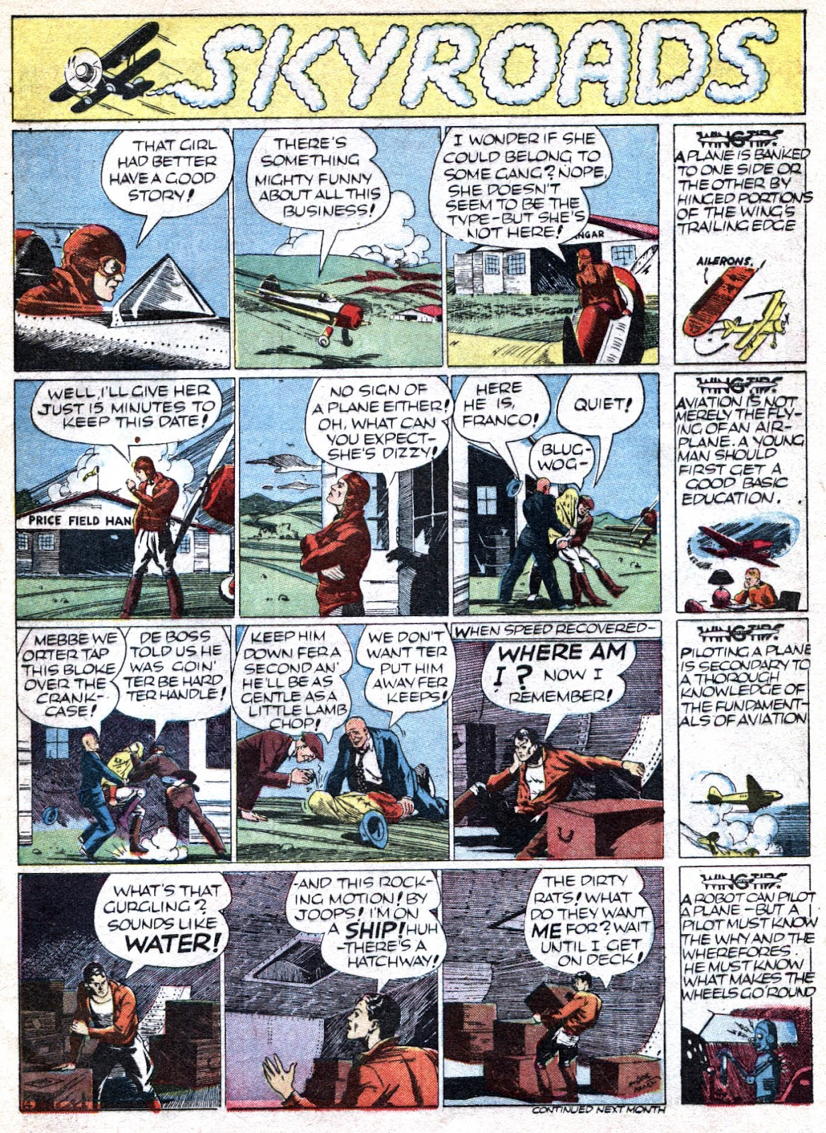 Read online Famous Funnies comic -  Issue #66 - 13