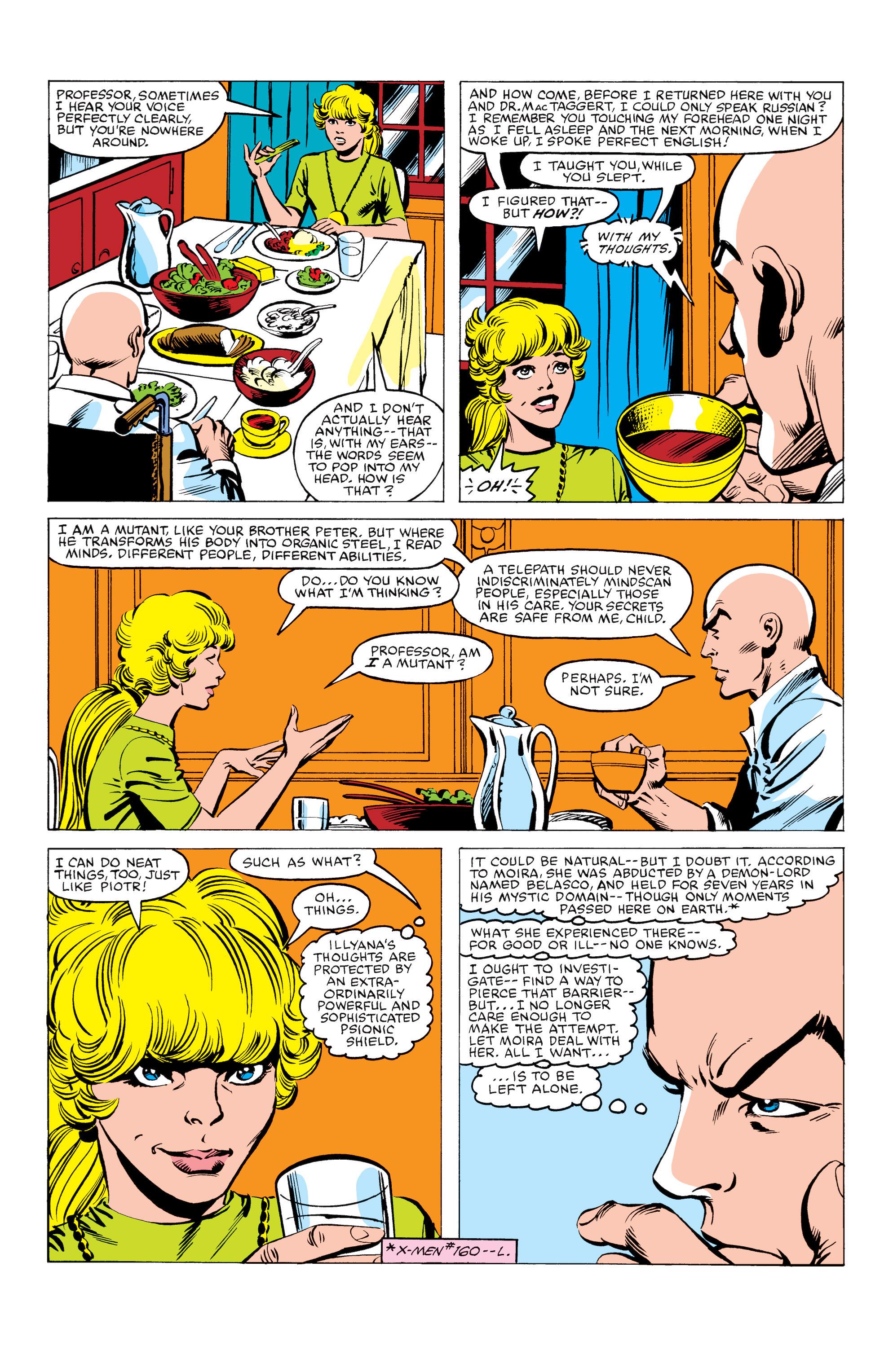 Read online Uncanny X-Men (1963) comic -  Issue #164 - 12