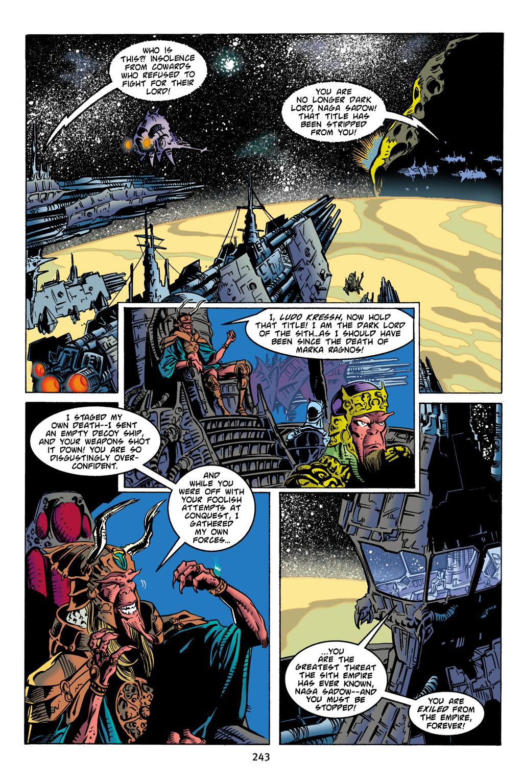 Read online Star Wars Omnibus comic -  Issue # Vol. 4 - 233