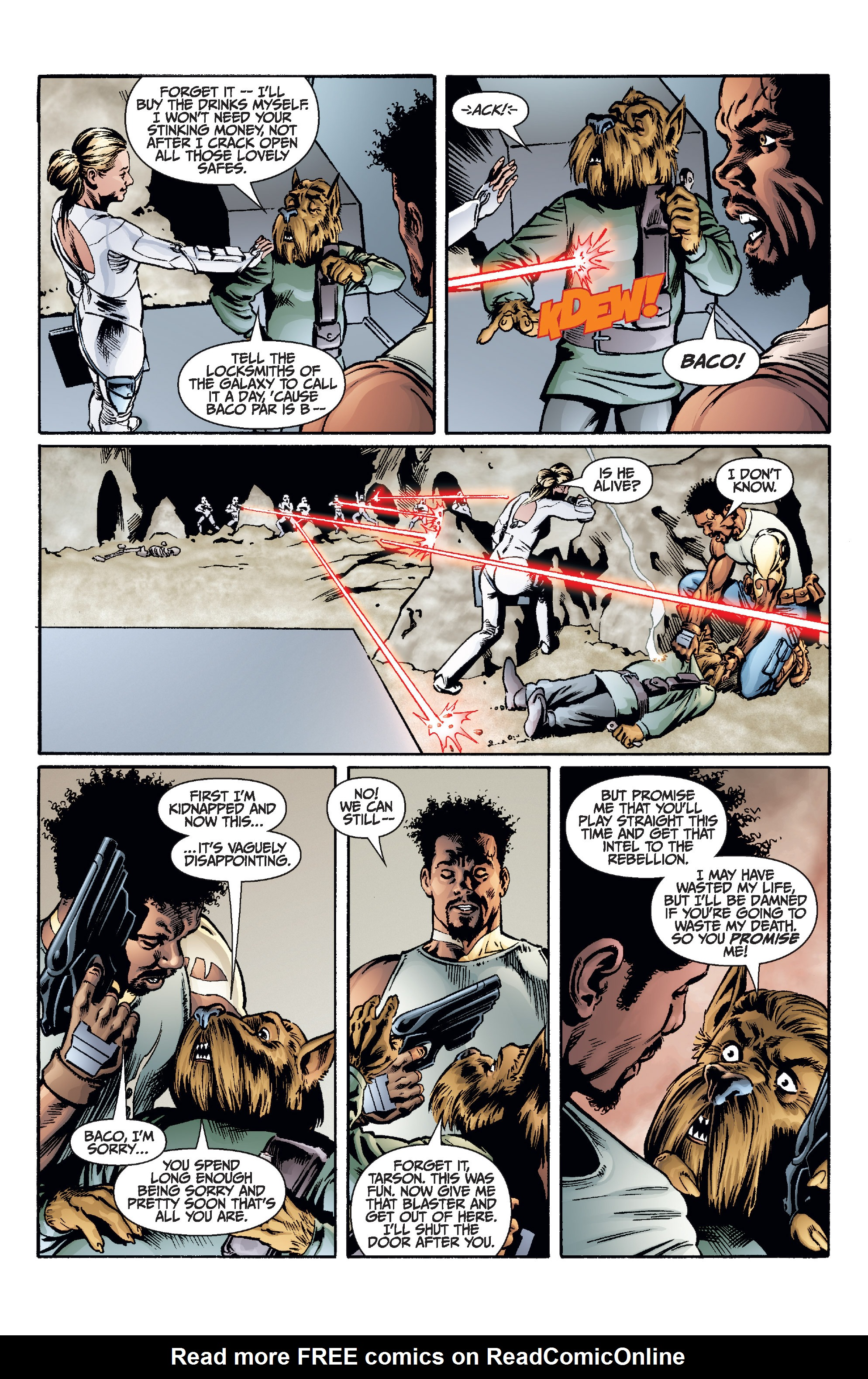 Read online Star Wars Omnibus comic -  Issue # Vol. 20 - 286