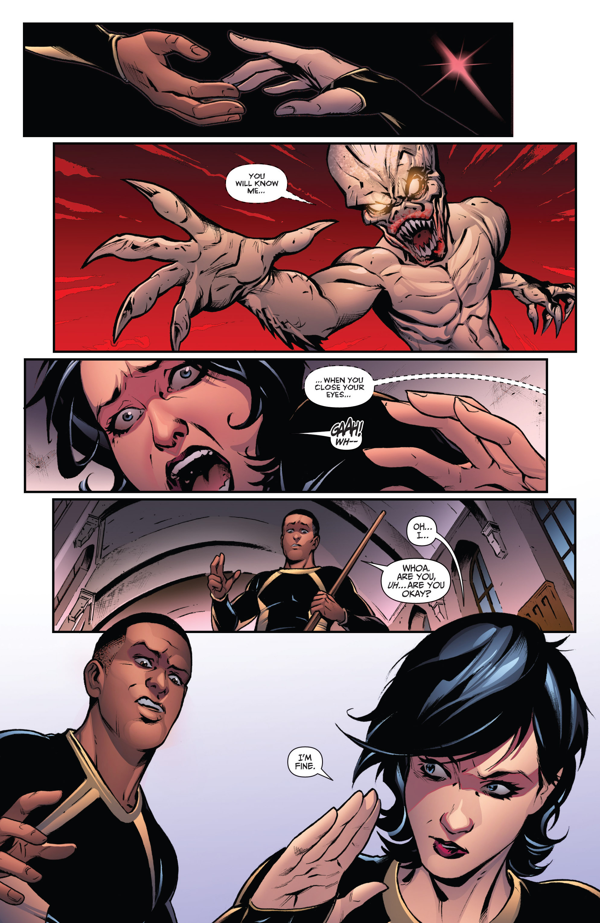 Read online Grimm Fairy Tales: Arcane Acre comic -  Issue # TPB 3 - 20