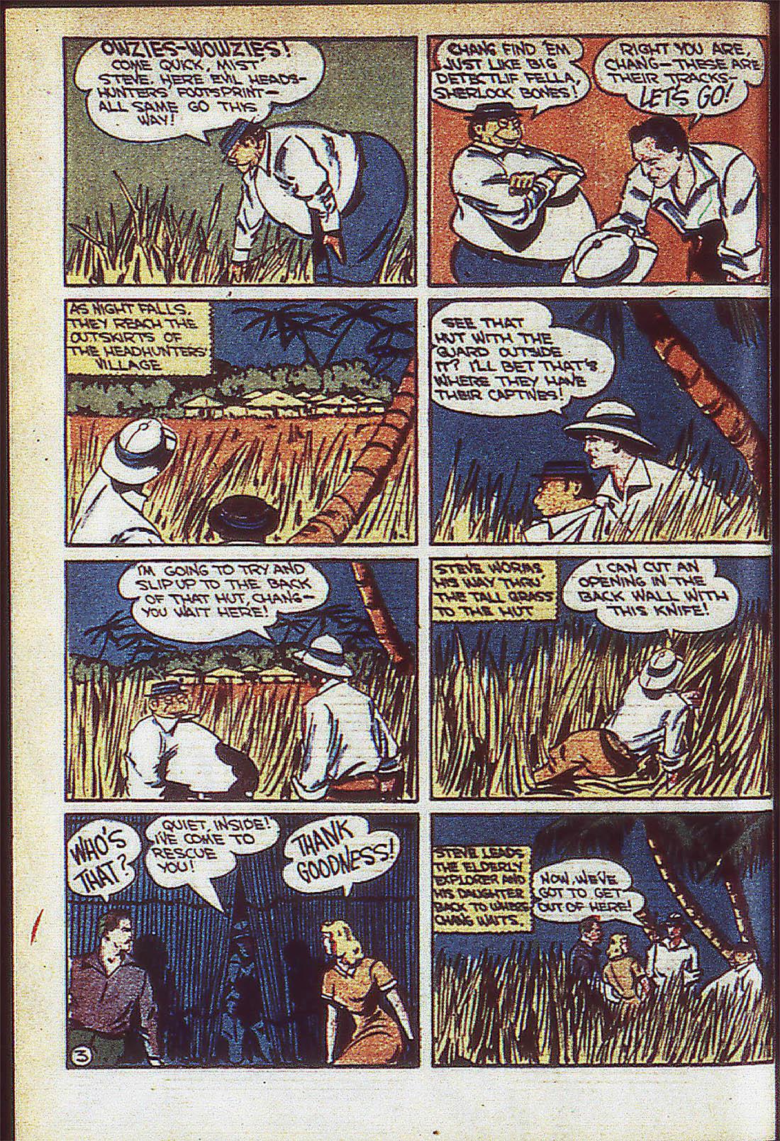 Read online Adventure Comics (1938) comic -  Issue #59 - 51