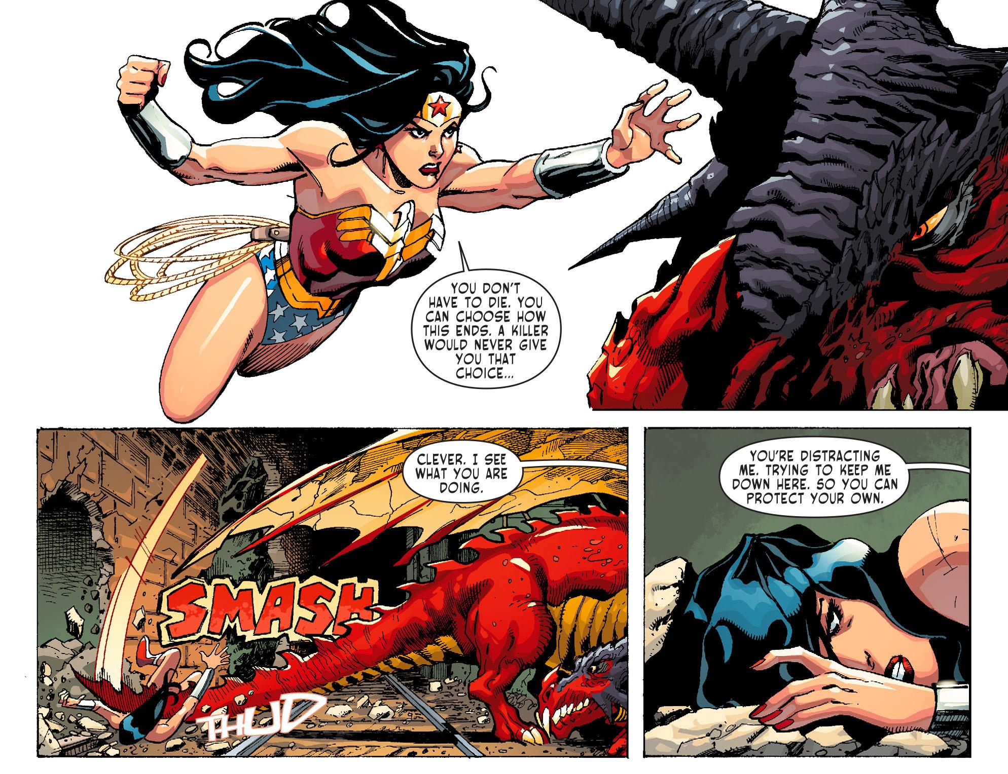 Read online Sensation Comics Featuring Wonder Woman comic -  Issue #28 - 15