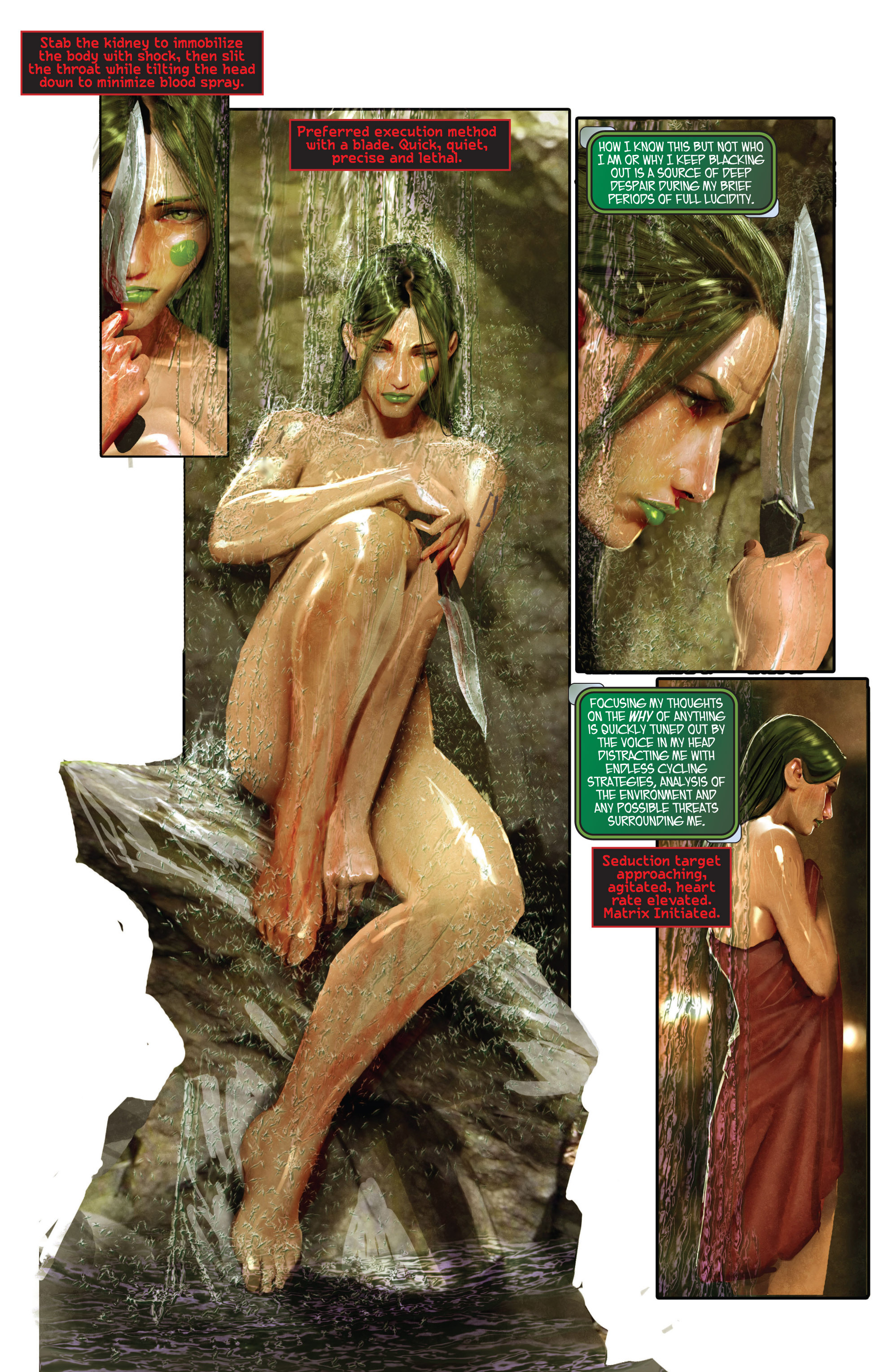 Read online Aphrodite IX (2013) comic -  Issue #Aphrodite IX (2013) _TPB 1 - 48