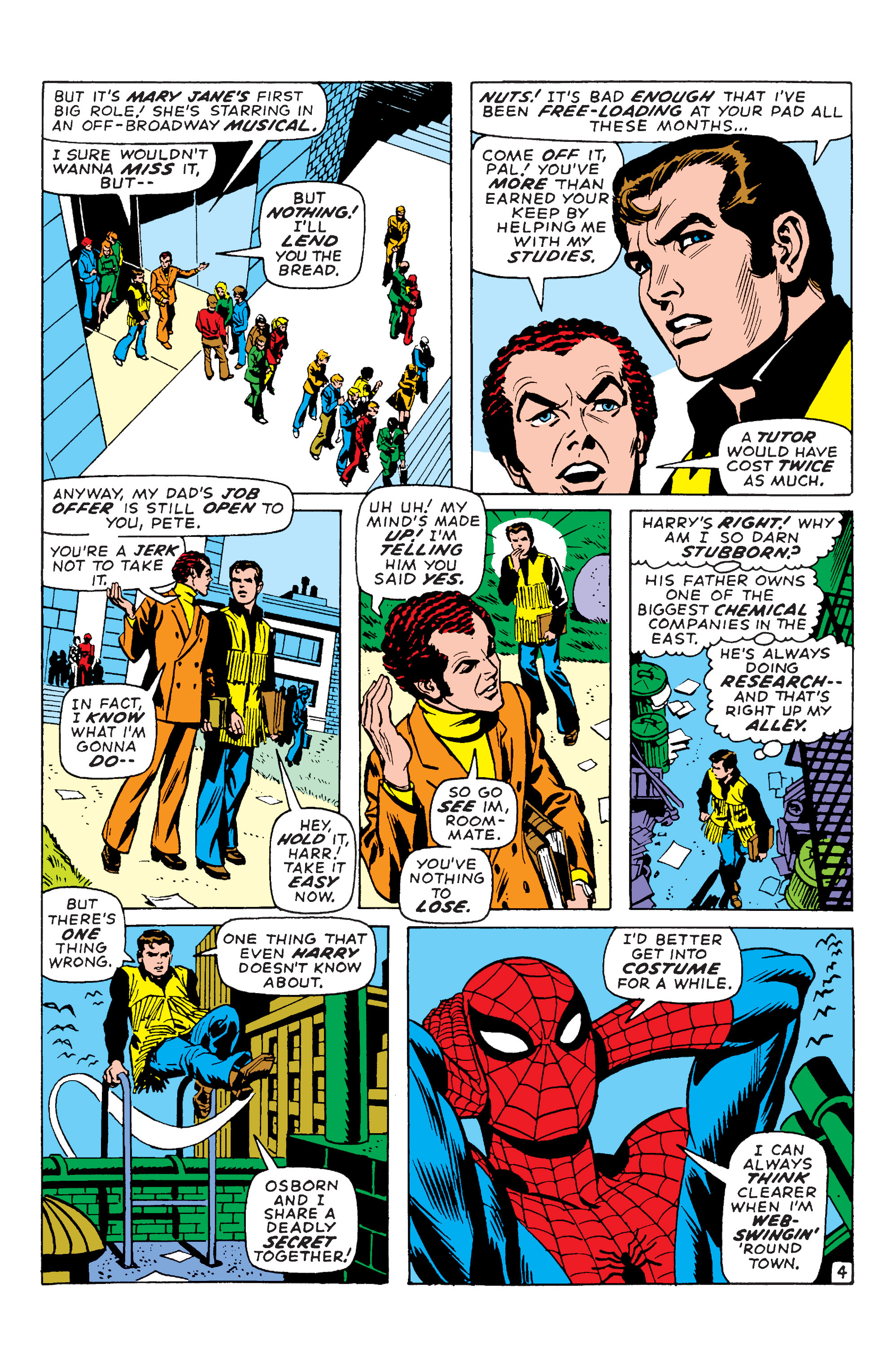 The Amazing Spider-Man (1963) 96 Page 4