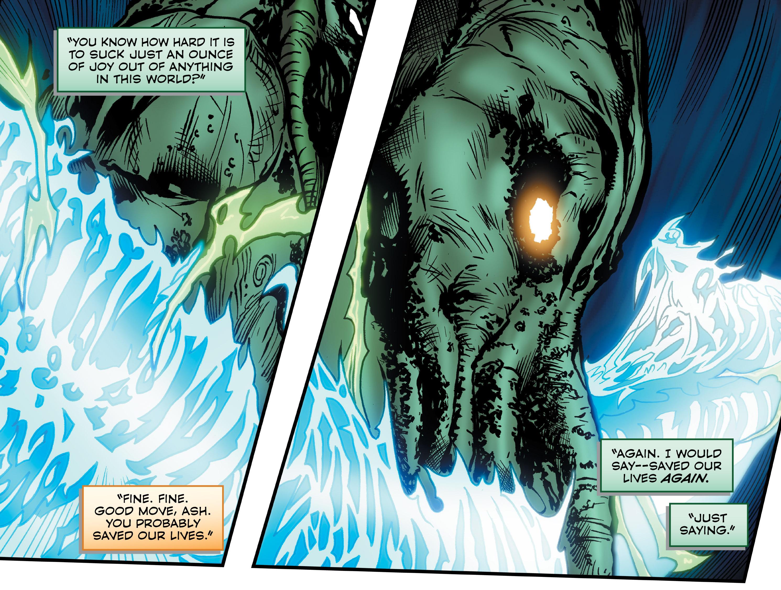 Read online Evil Dead 2: Dark Ones Rising comic -  Issue #5 - 11