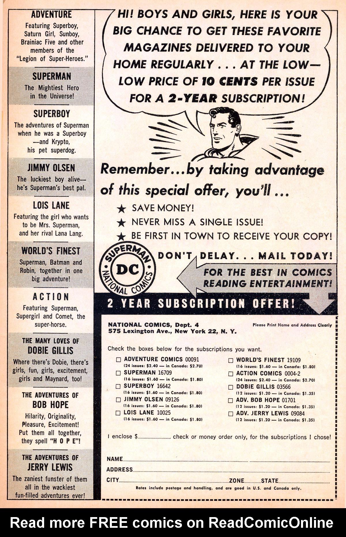 Action Comics (1938) 301 Page 34