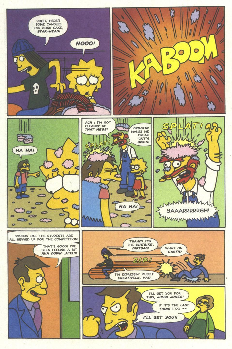Read online Simpsons Comics comic -  Issue #13 - 30