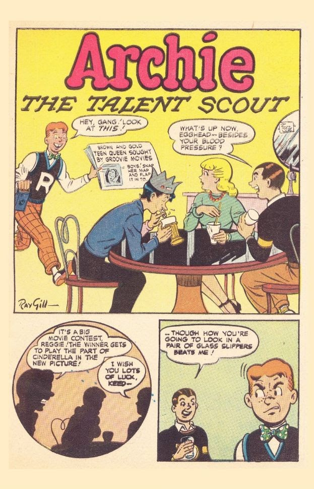 Archie Comics issue 039 - Page 2
