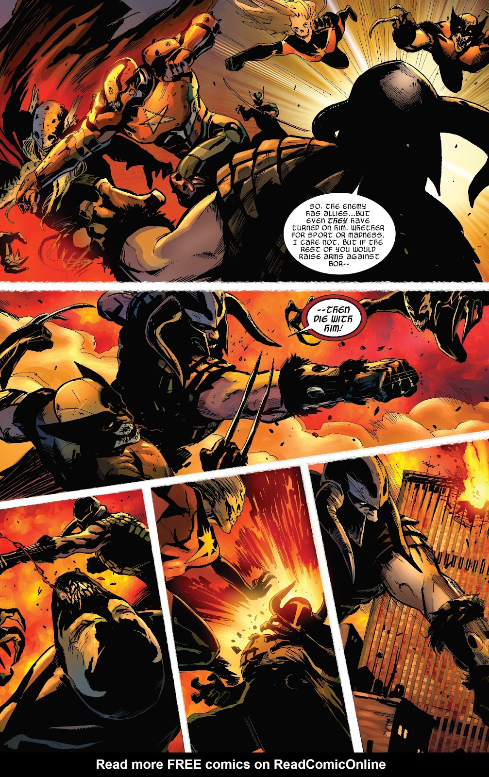 Read online Siege Prelude comic -  Issue # TPB (Part 1) - 56