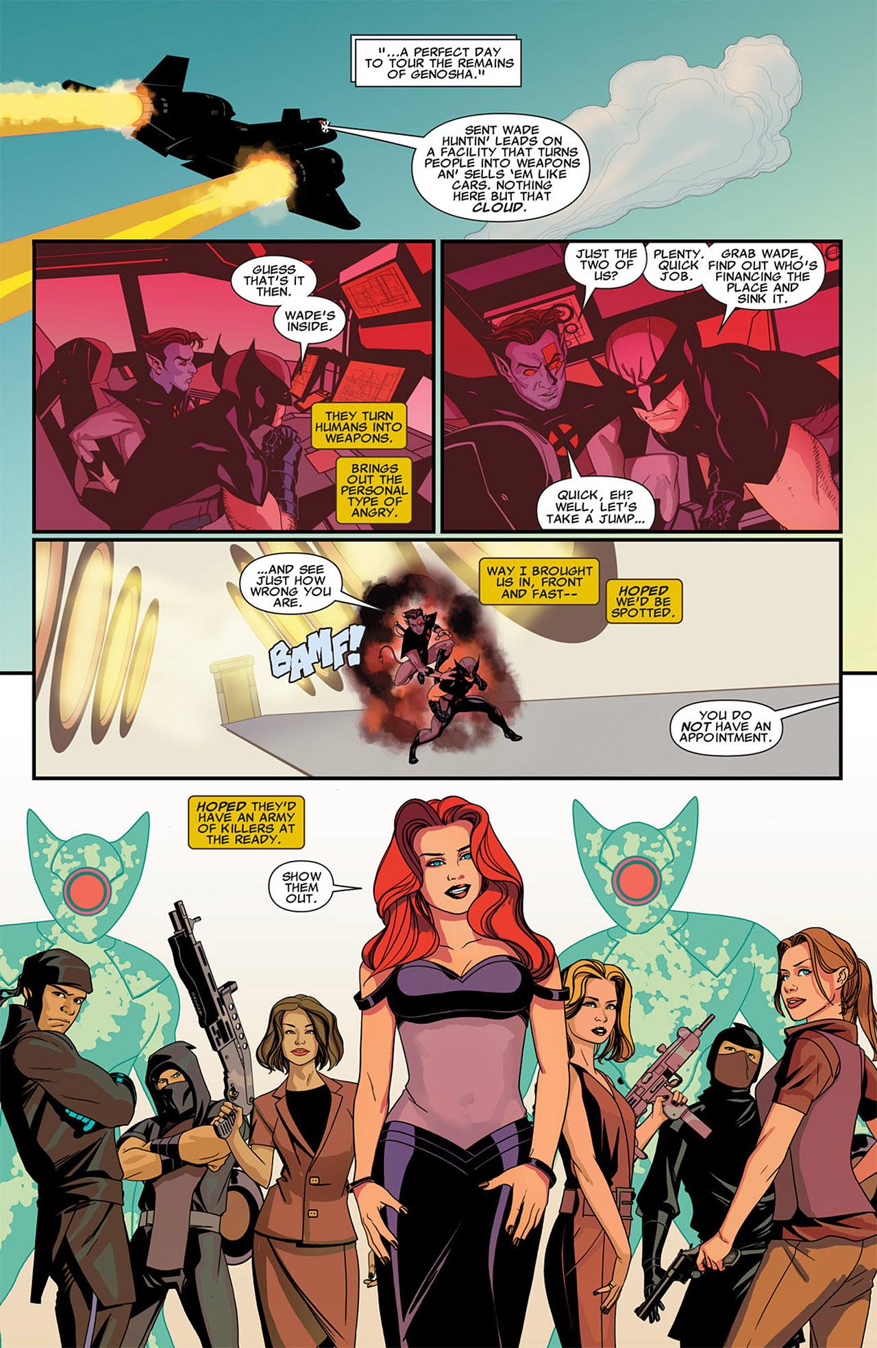 Uncanny X-Force (2010) #25 #27 - English 16