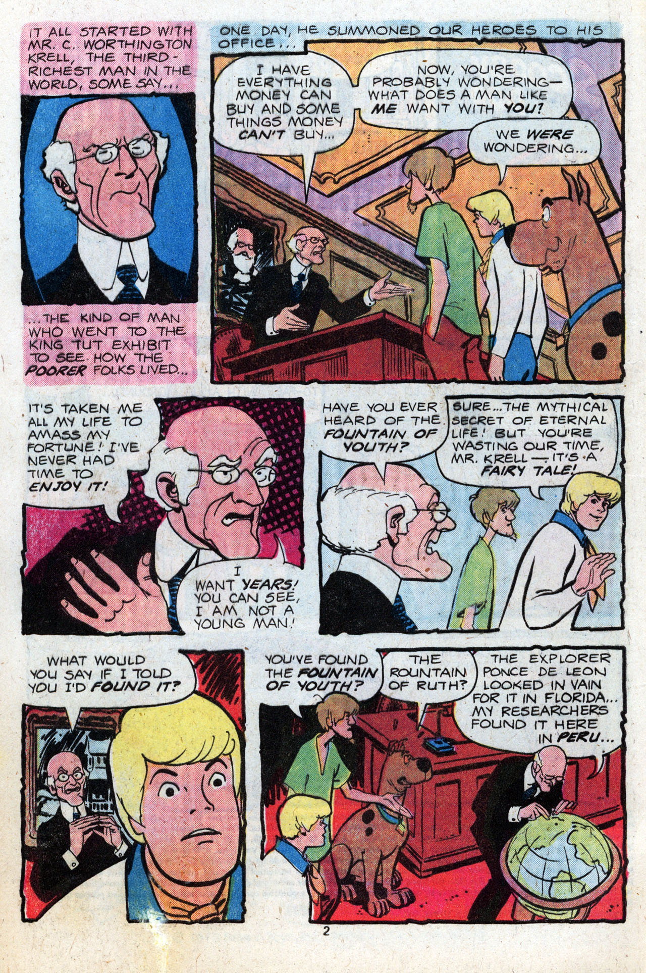 Read online Scooby-Doo (1977) comic -  Issue #8 - 4