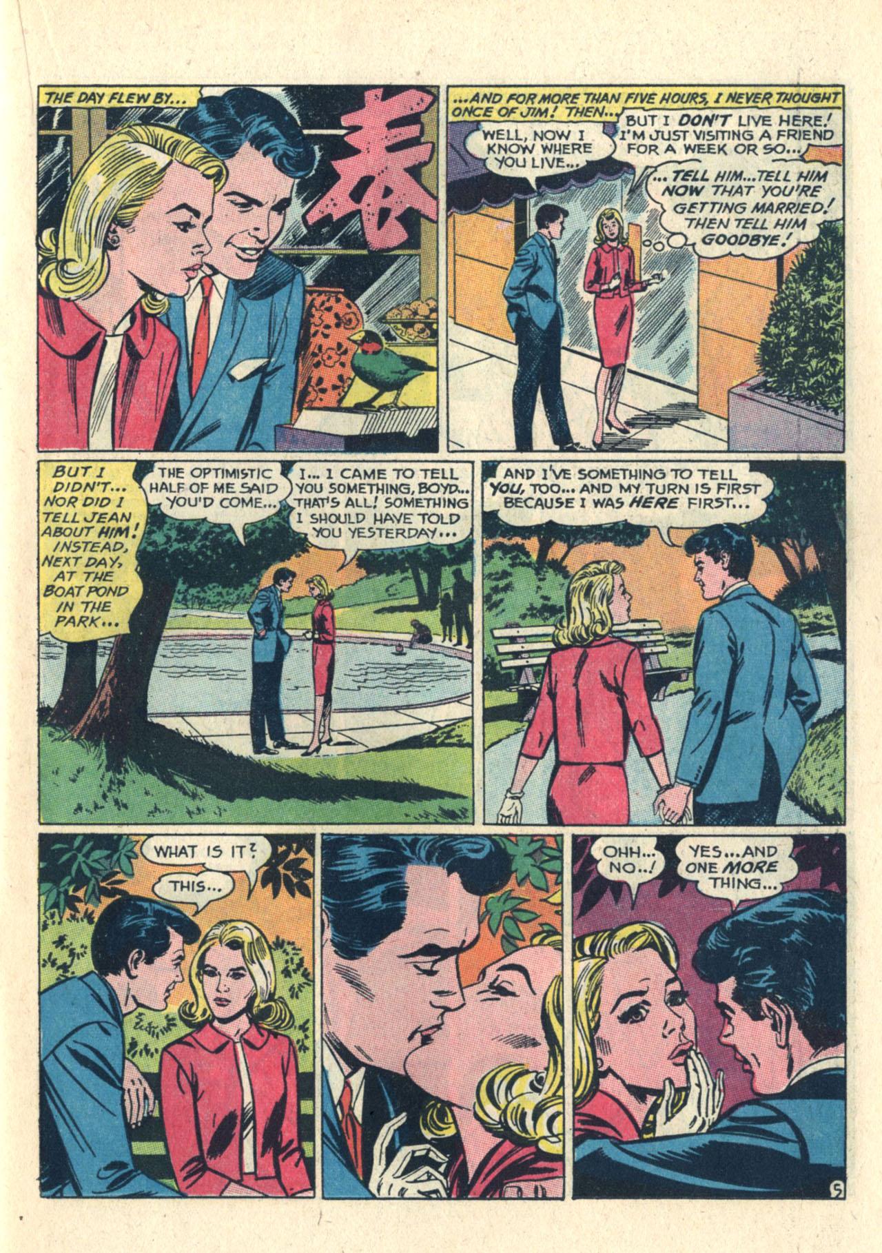 Read online Secret Hearts comic -  Issue #112 - 15