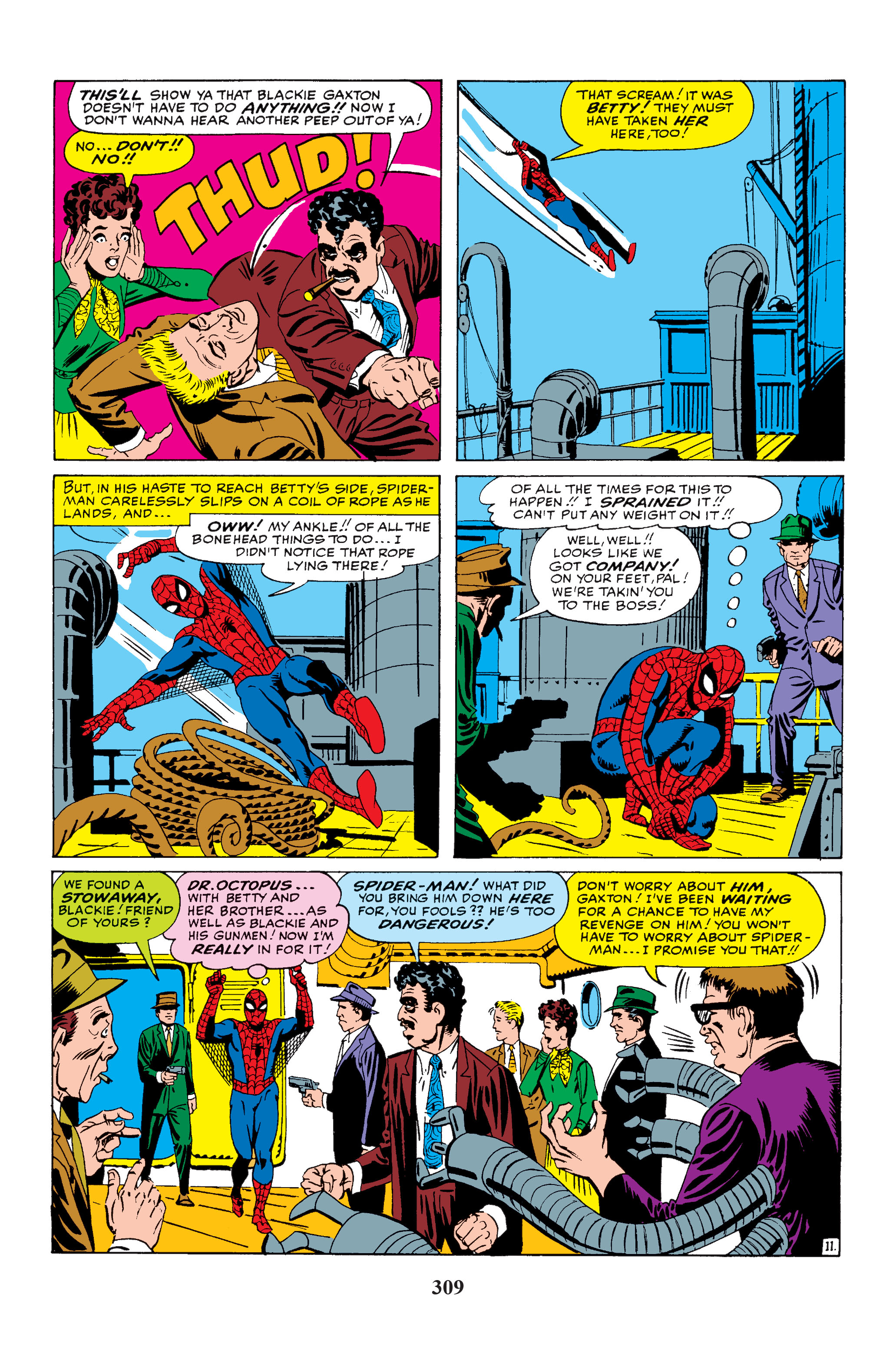 The Amazing Spider-Man (1963) 11 Page 11