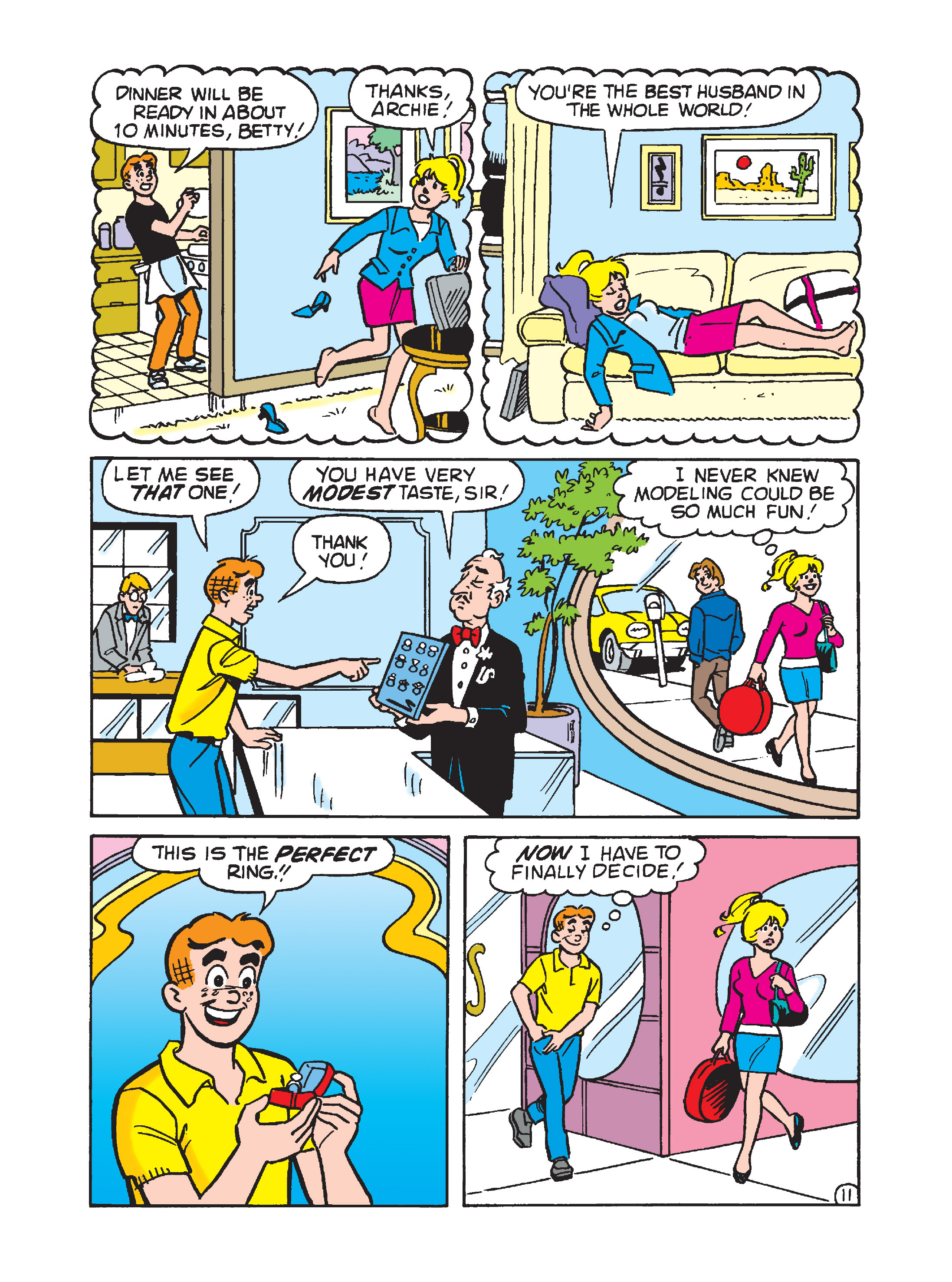 Read online Archie 1000 Page Comics Bonanza comic -  Issue #2 (Part 2) - 33