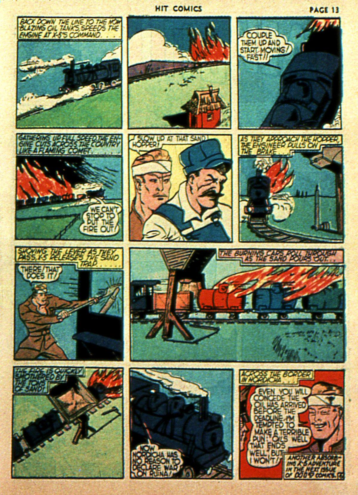 Read online Hit Comics comic -  Issue #2 - 15