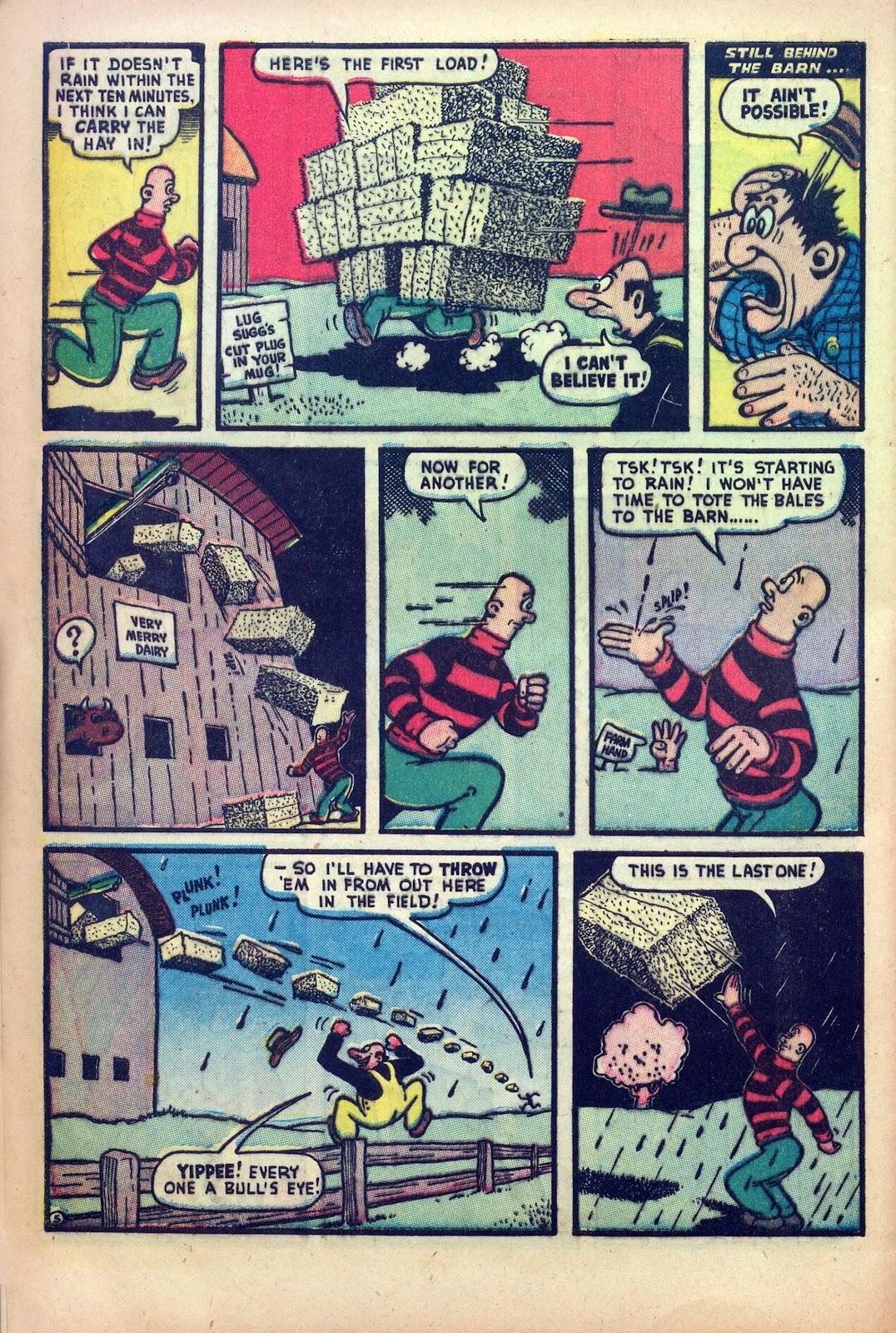Read online Joker Comics comic -  Issue #25 - 44