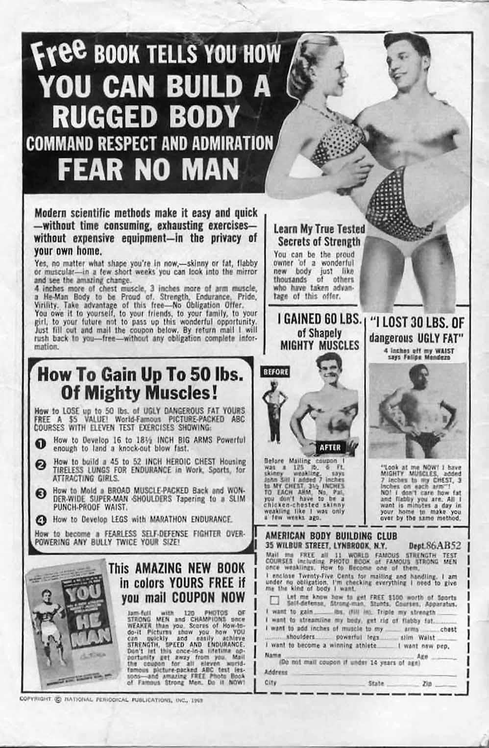 Bat Lash (1968) issue 4 - Page 2