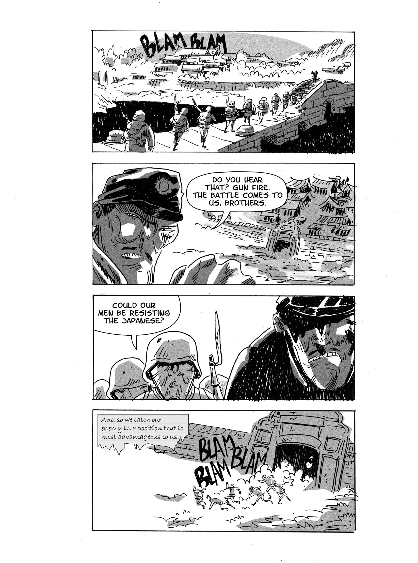 Read online FUBAR comic -  Issue #2 - 134