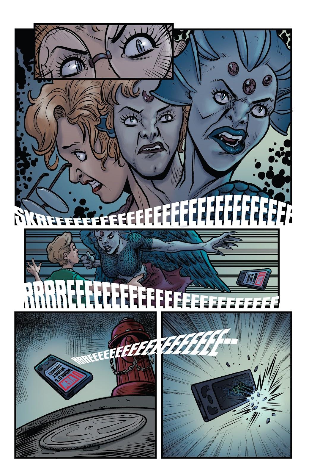 Read online Black Betty comic -  Issue #8 - 8