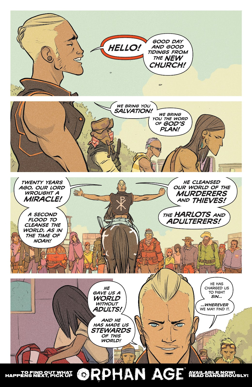 Read online Relay comic -  Issue #5 - 26