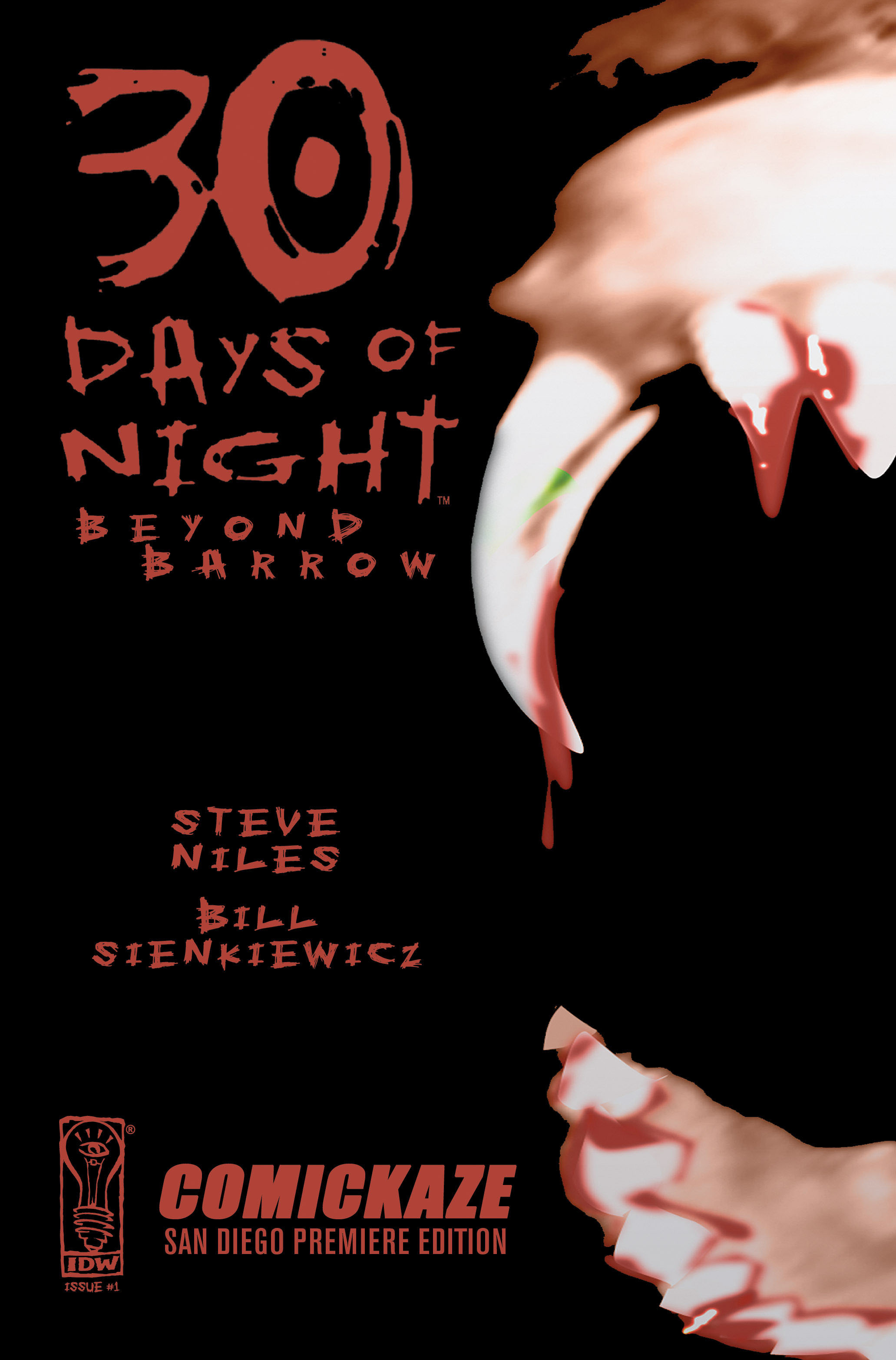 30 Days of Night: Beyond Barrow 1 Page 2