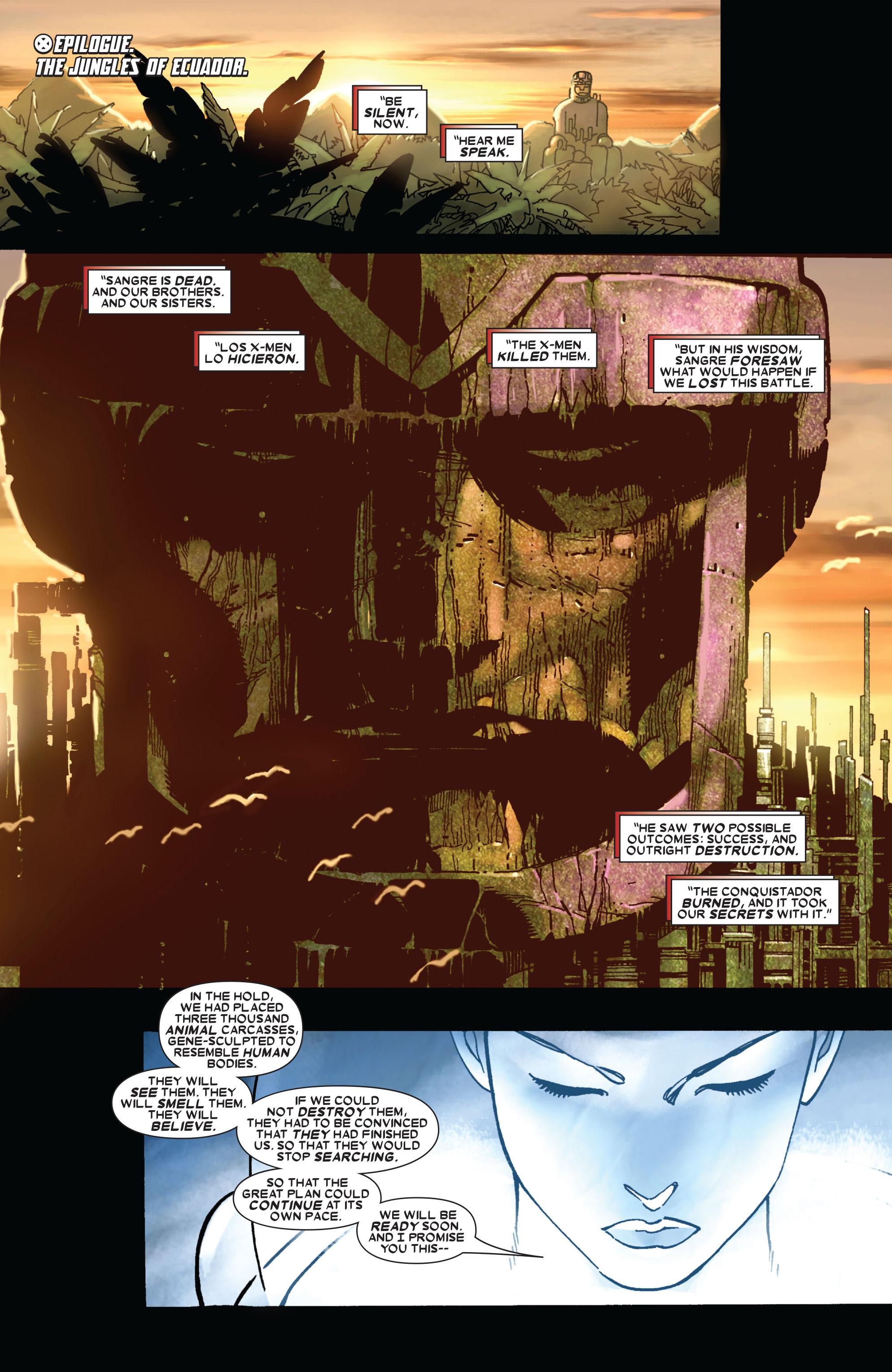 X-Men (1991) 193 Page 20