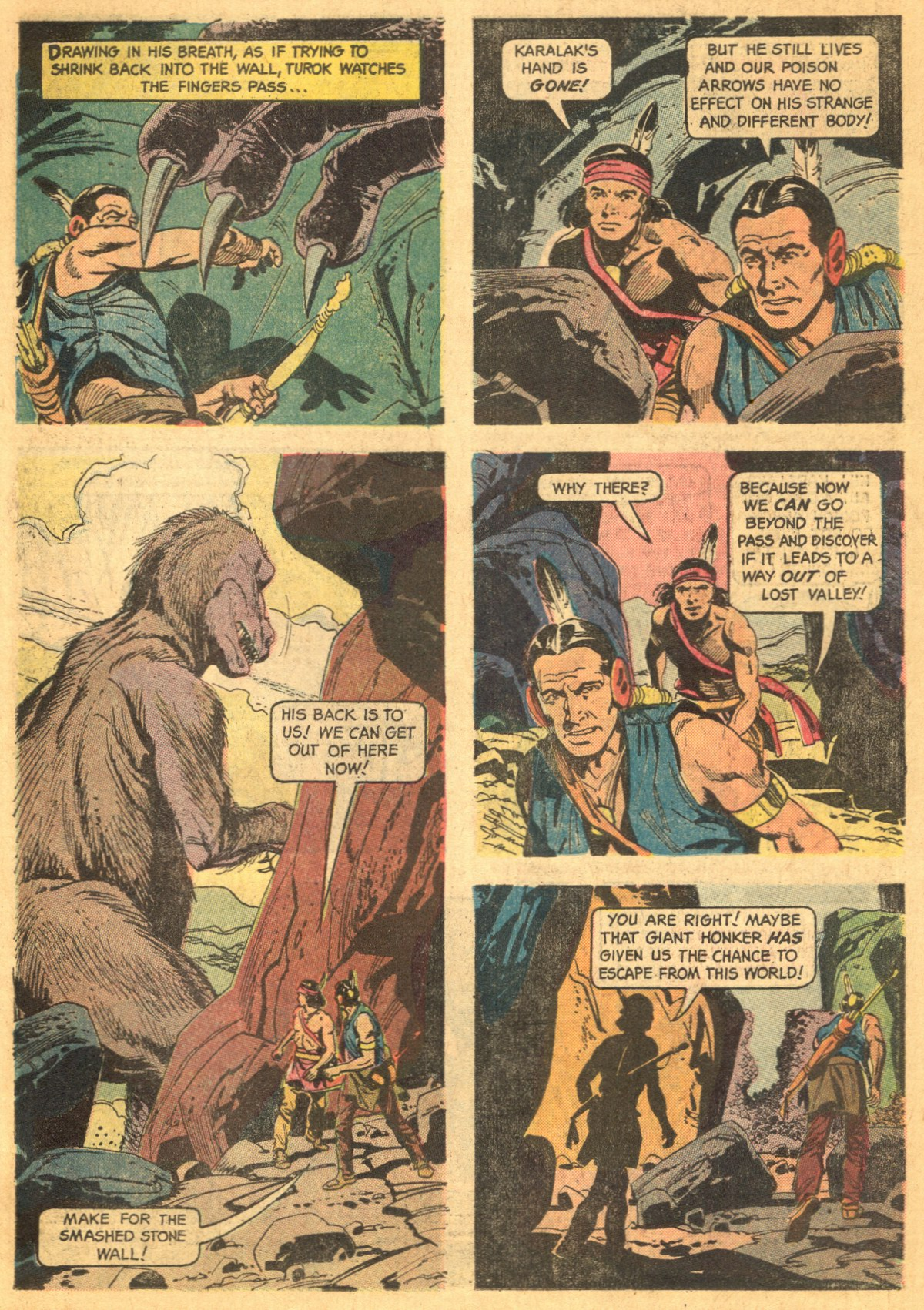 Read online Turok, Son of Stone comic -  Issue #46 - 11