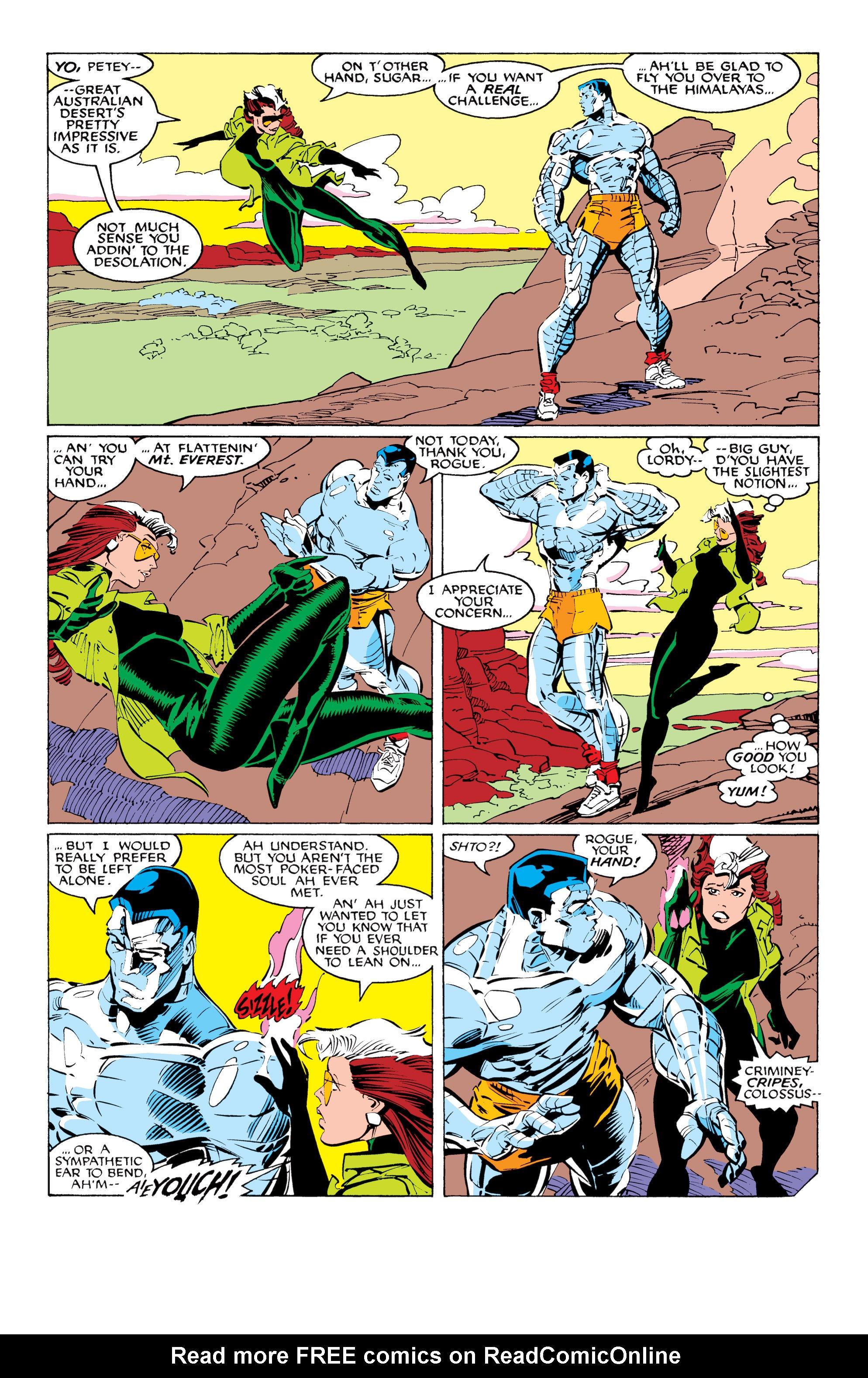 Read online Uncanny X-Men (1963) comic -  Issue #231 - 4