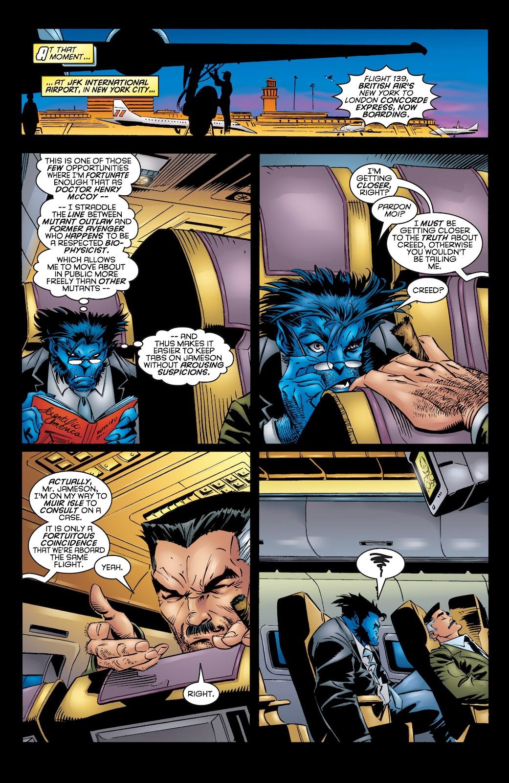Uncanny X-Men (1963) issue 339 - Page 8