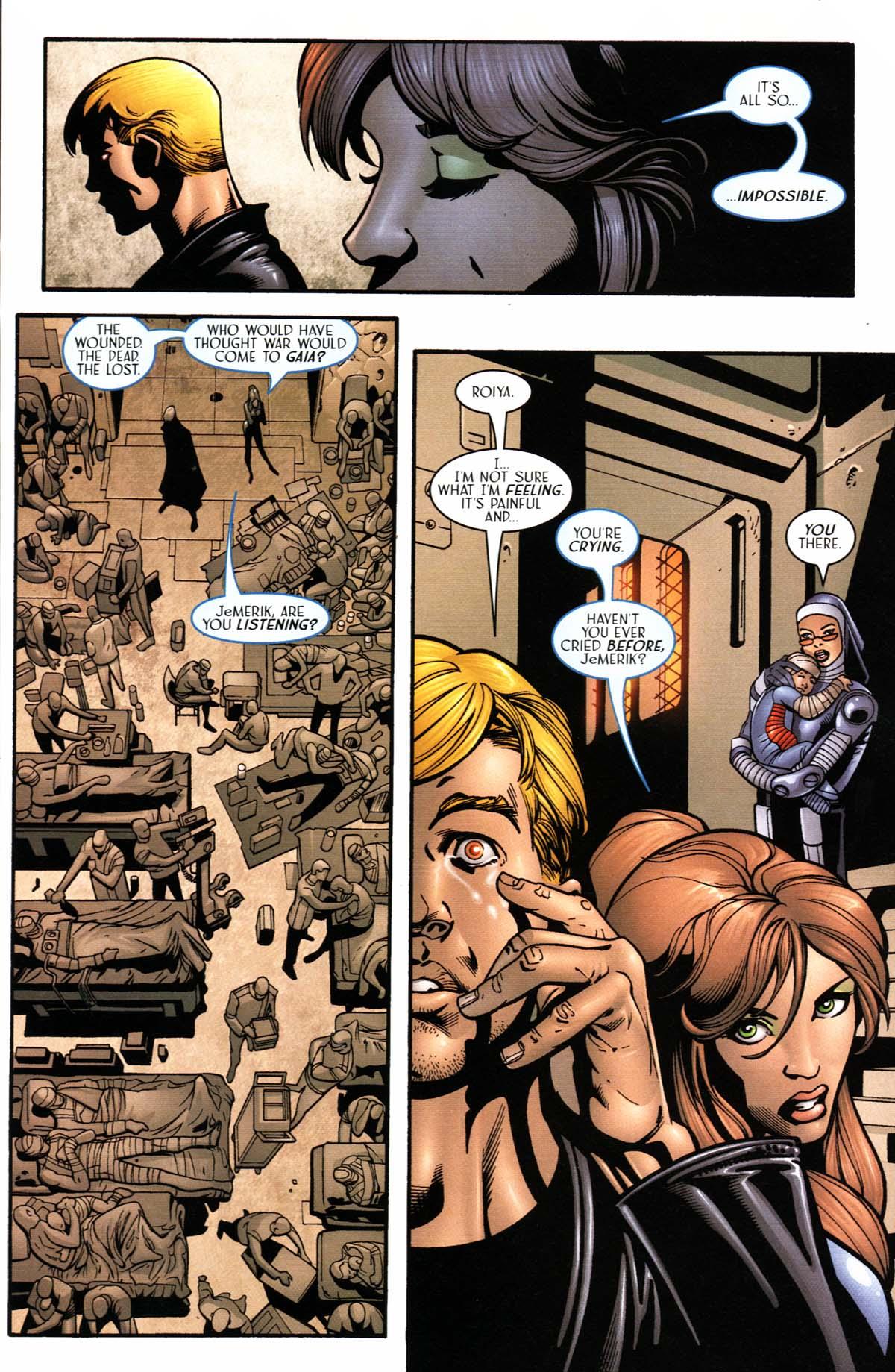 Read online Sigil (2000) comic -  Issue #24 - 8