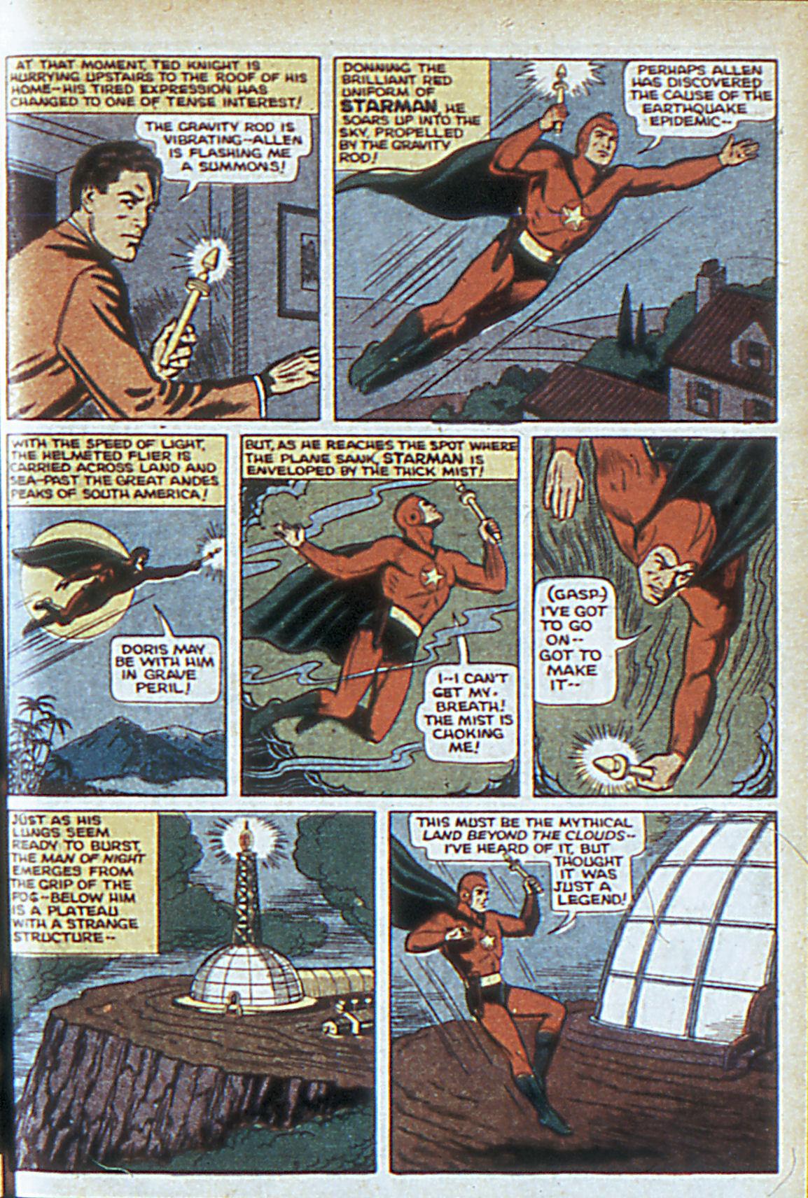 Read online Adventure Comics (1938) comic -  Issue #63 - 8