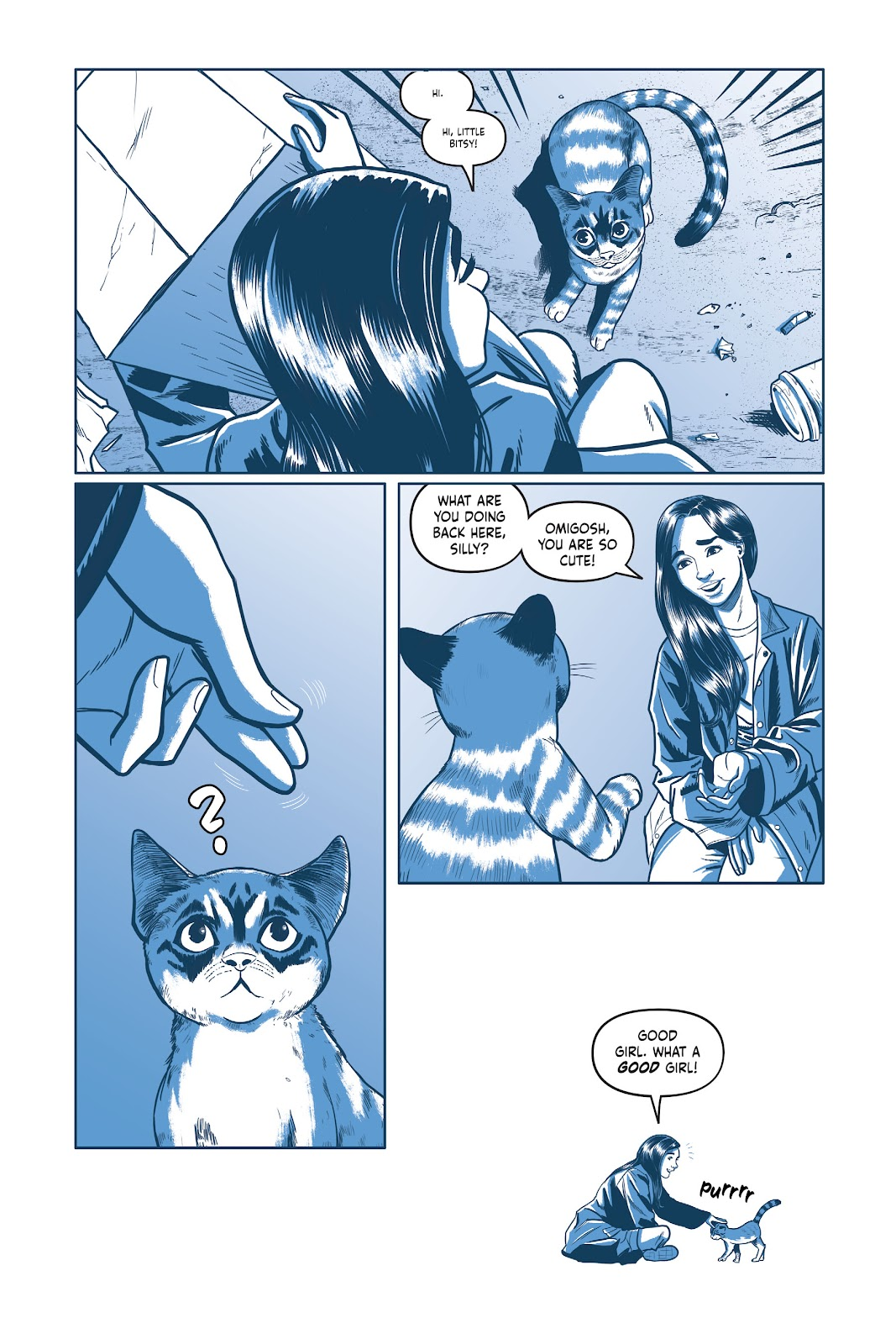 Read online Mera: Tidebreaker comic -  Issue # TPB (Part 2) - 92