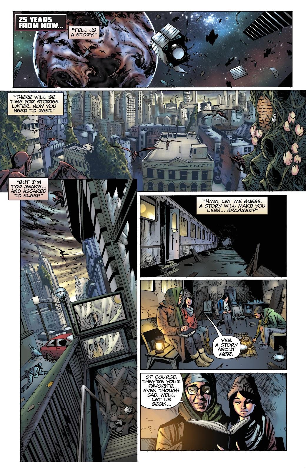 Read online Vengeance of Vampirella (2019) comic -  Issue #1 - 7