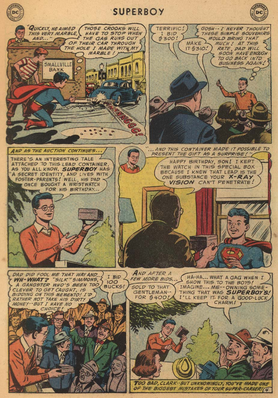 Superboy (1949) issue 45 - Page 5