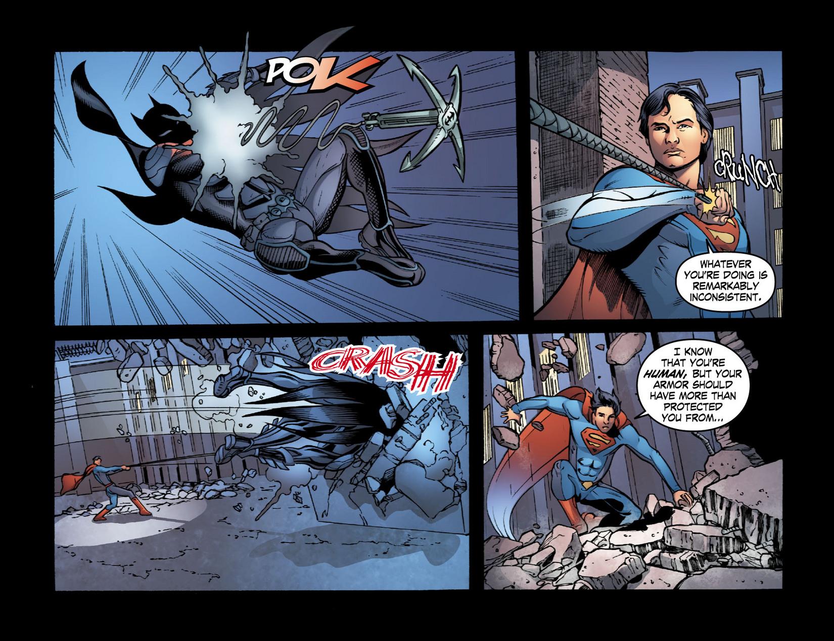 Read online Smallville: Season 11 comic -  Issue #16 - 10