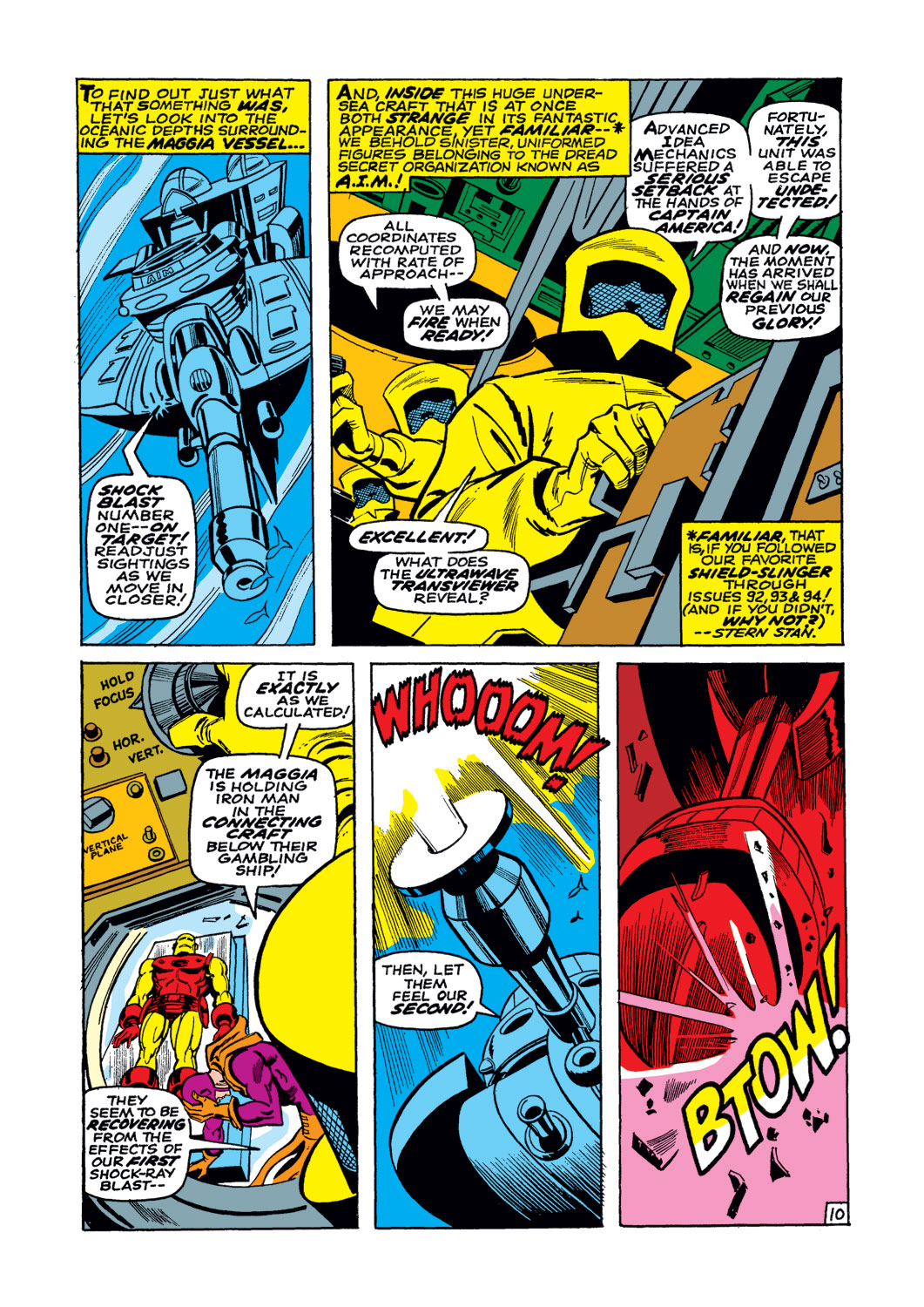 Tales of Suspense (1959) issue 99 - Page 11