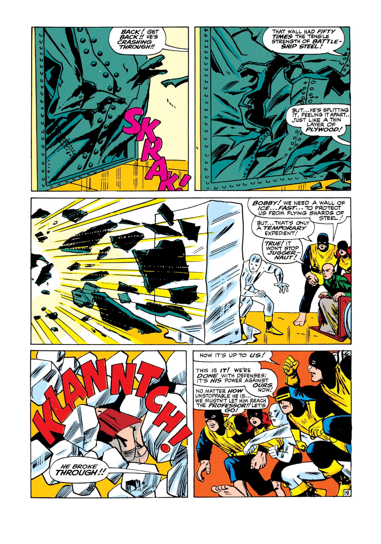 Uncanny X-Men (1963) 12 Page 19