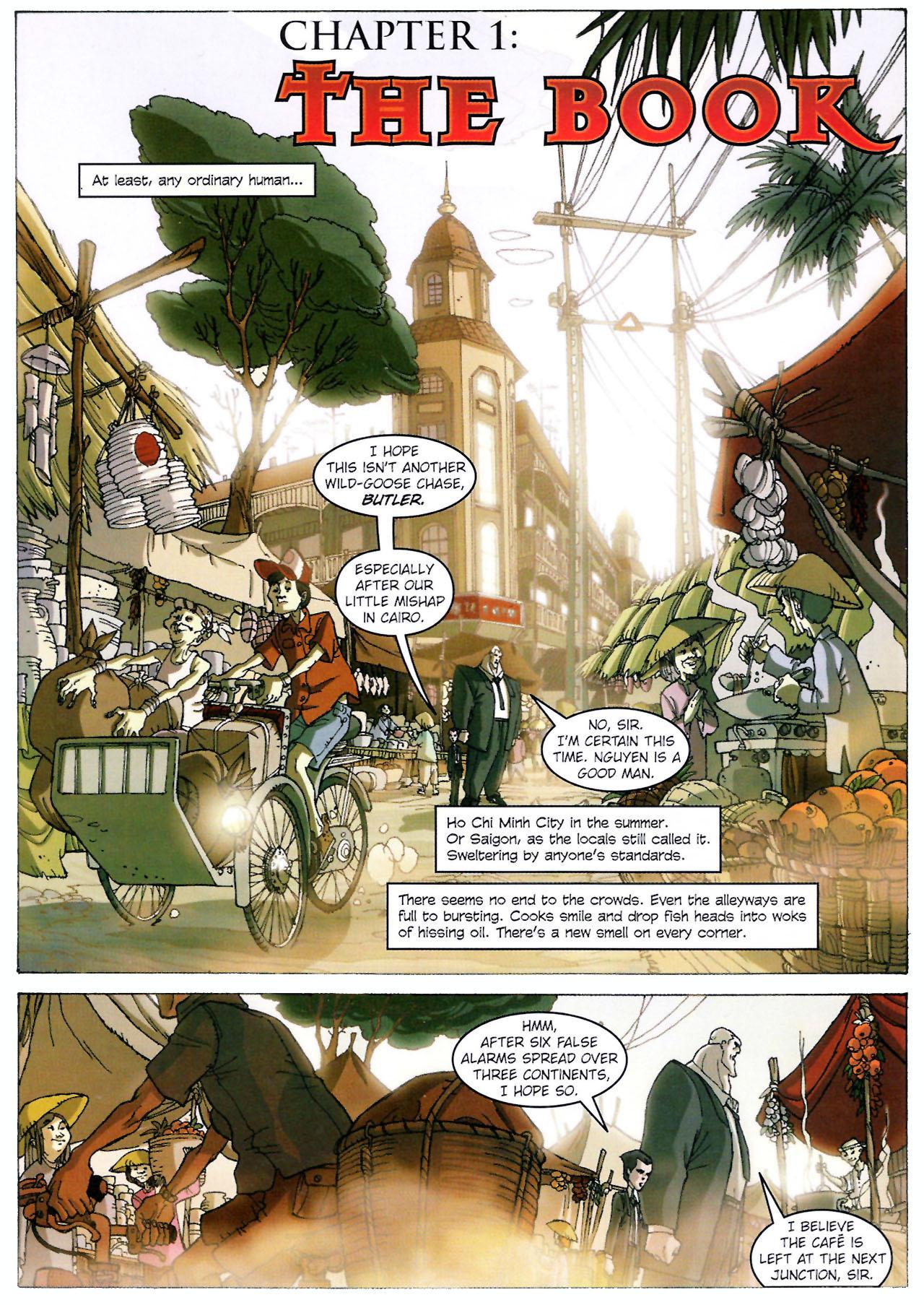 Read online Artemis Fowl: The Graphic Novel comic -  Issue #Artemis Fowl: The Graphic Novel Full - 5