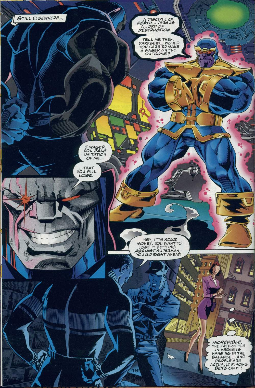 Read online DC Versus Marvel Comics comic -  Issue #2 - 19